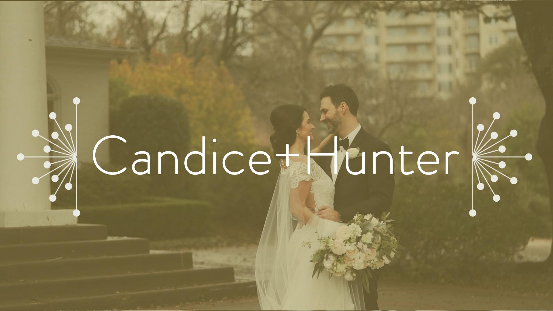 Candice  + Hunter | Dallas, Texas | Arlington Hall at Lee Park