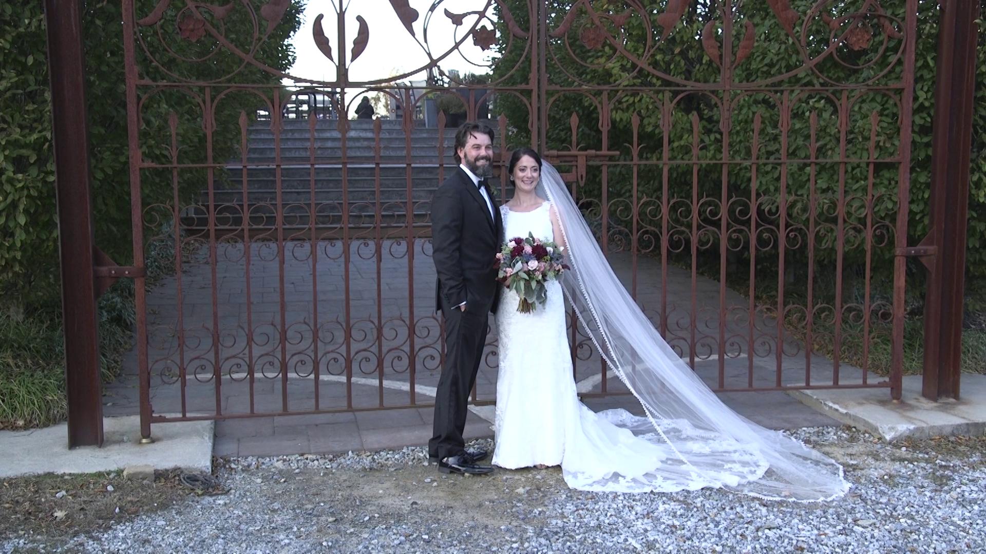 Jessica + John | Wilmington, Delaware | The Farmhouse