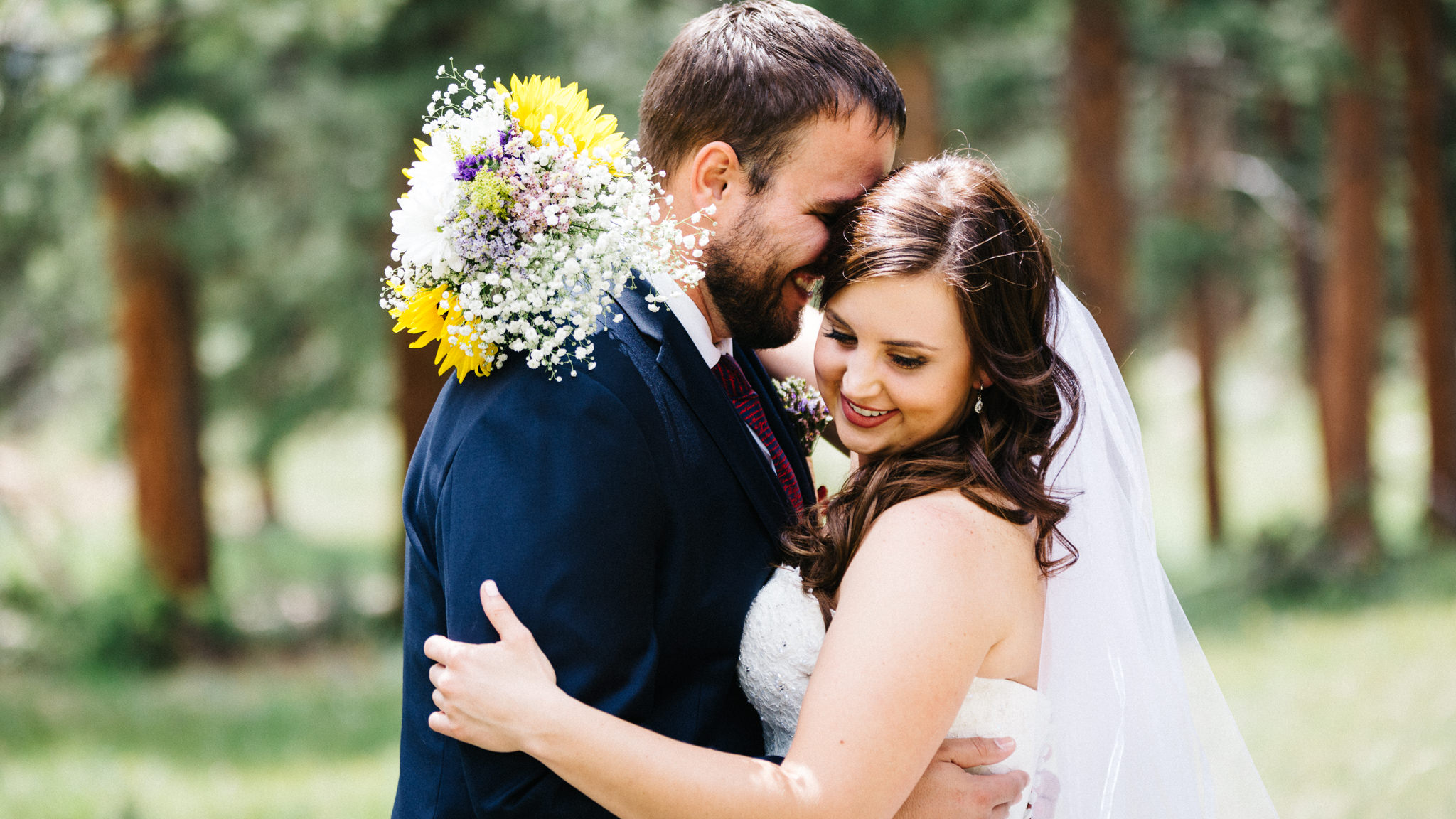 David + Lauren | Estes Park, Colorado | Della Terra