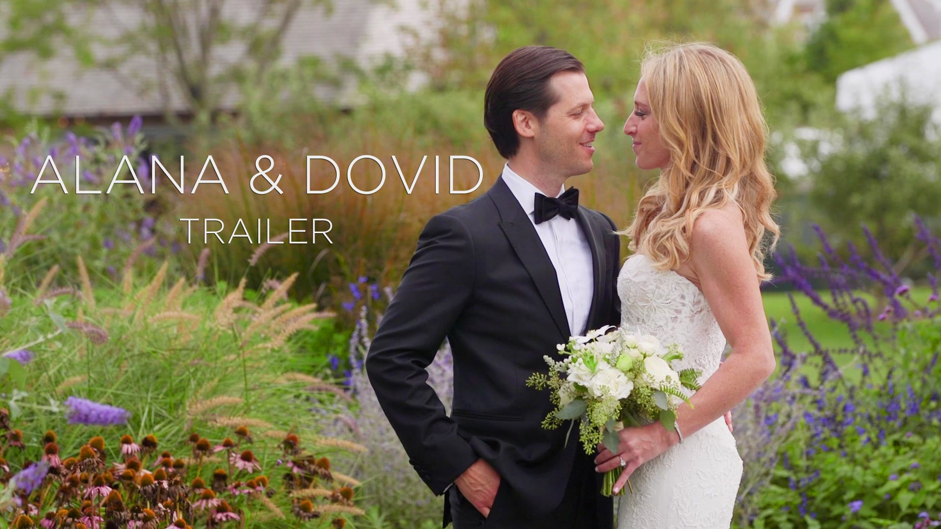 Alana + Dovid | New York, New York | Private Estate