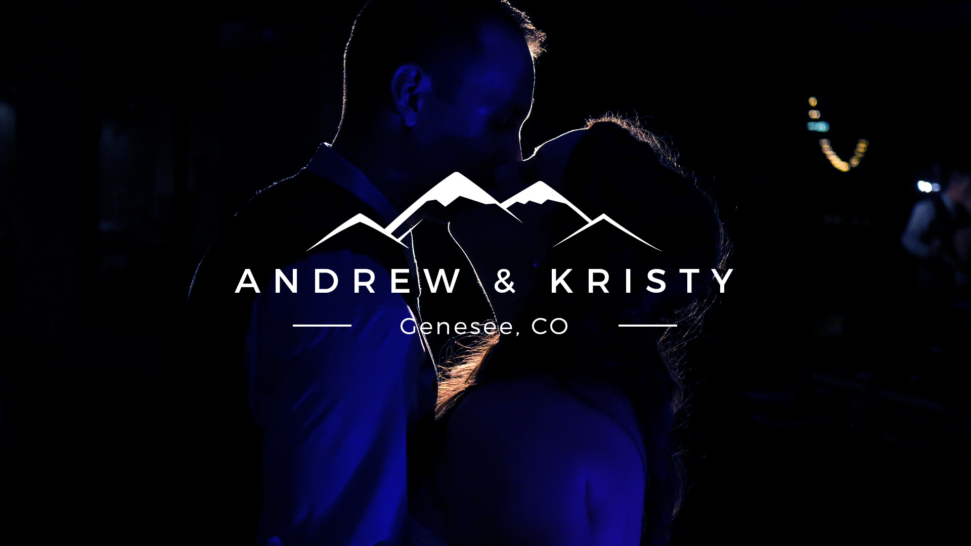 Kristy + Andrew | Genesee, Colorado | Pines at Genesee