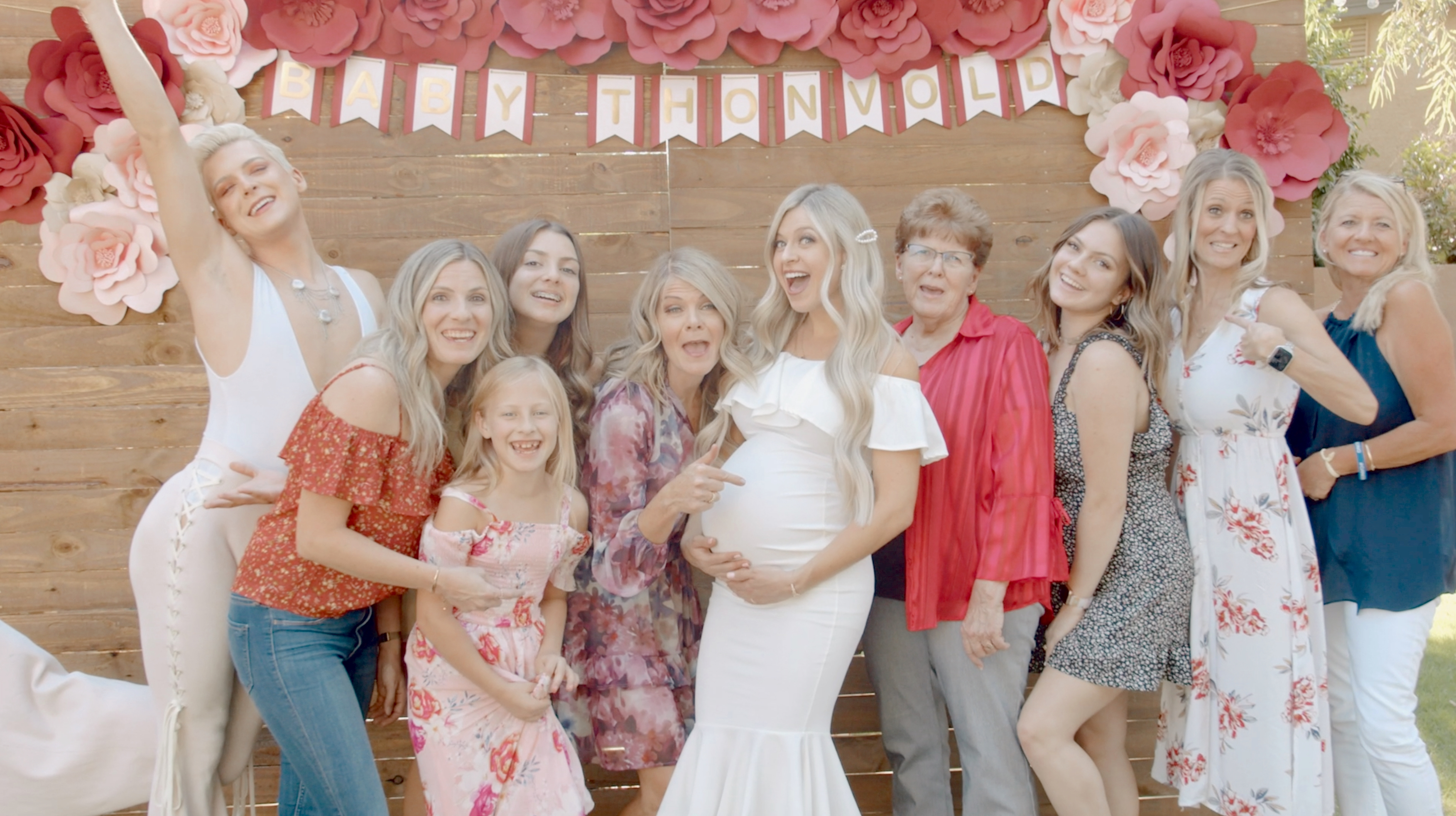 Kailee + Lance | Gilbert, Arizona | Baby Shower