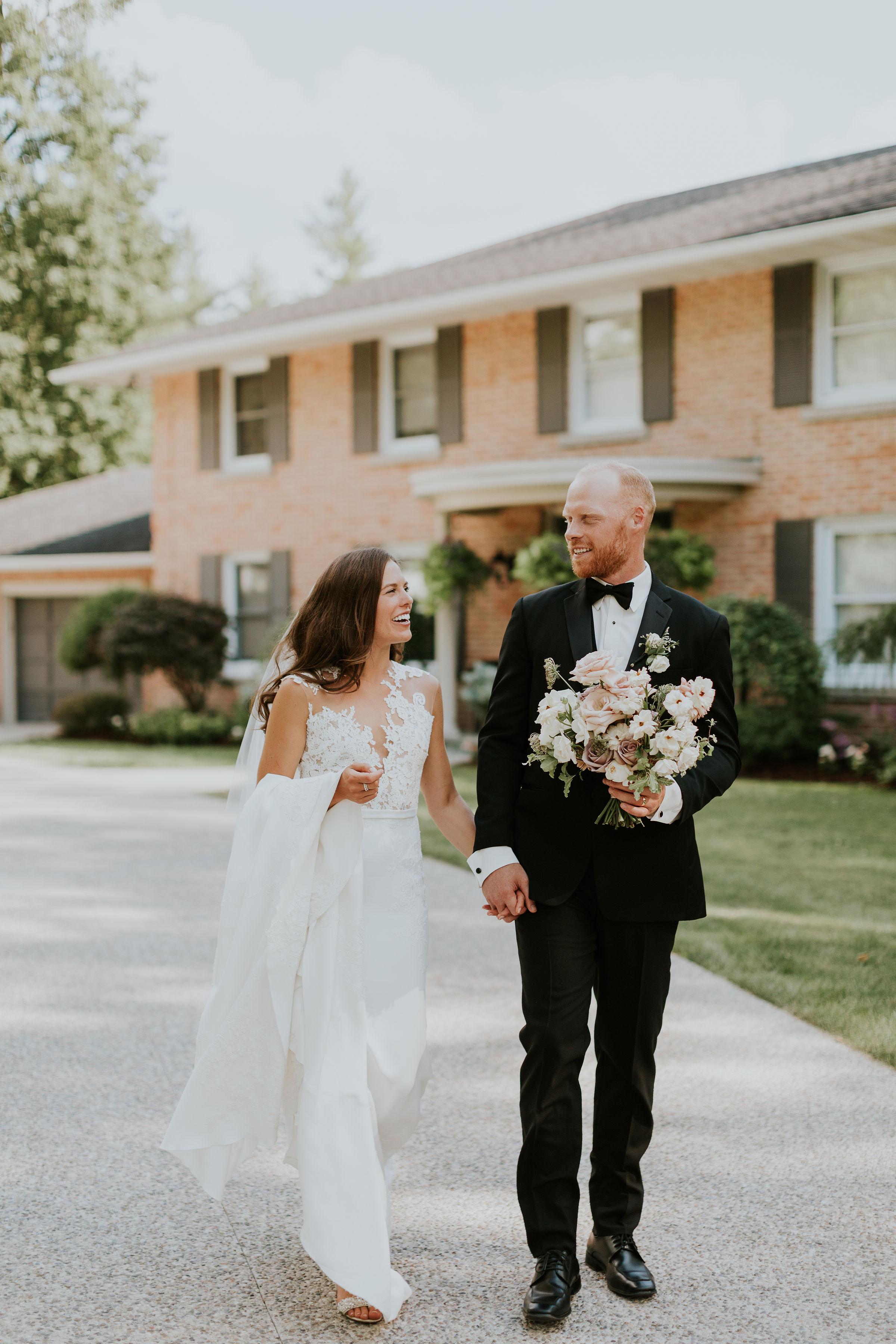 Erika + Geoff | Ontario, Canada | a family home