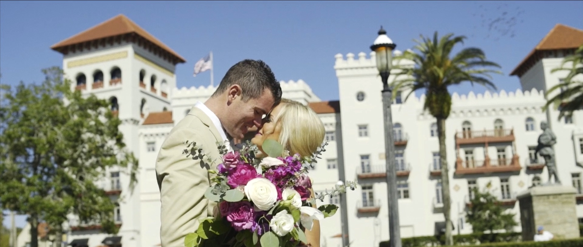 Kelly + Brendan | St. Augustine, Florida | Treasury on the Plaza