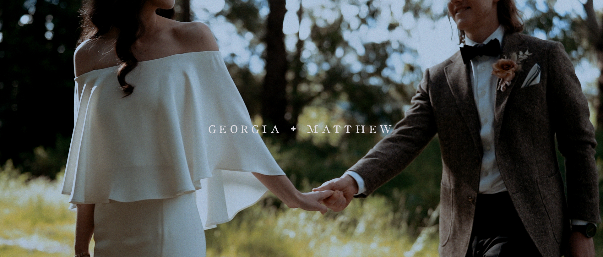 Georgia + Matthew | Trentham, Australia | The Estate Trentham