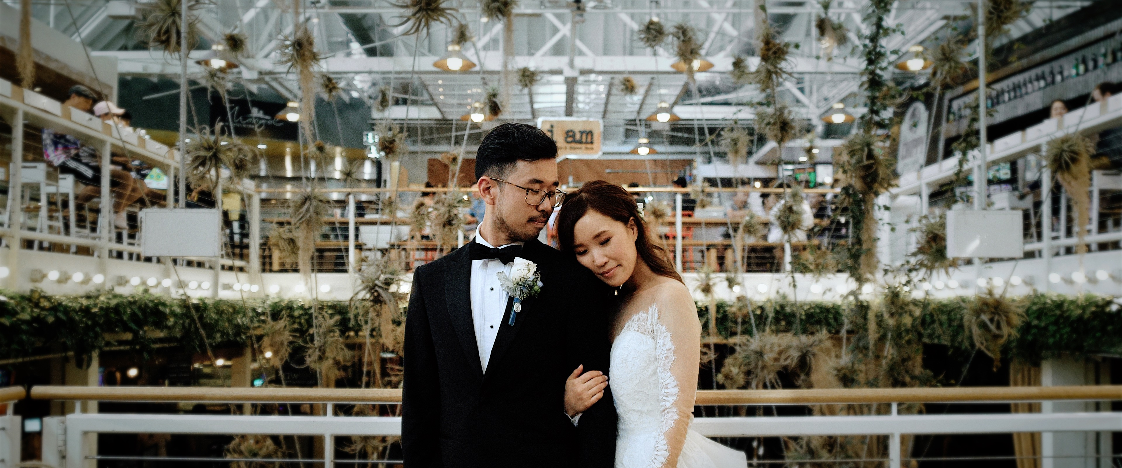 Jeane + Henry | Anaheim, California | Anaheim Packing District