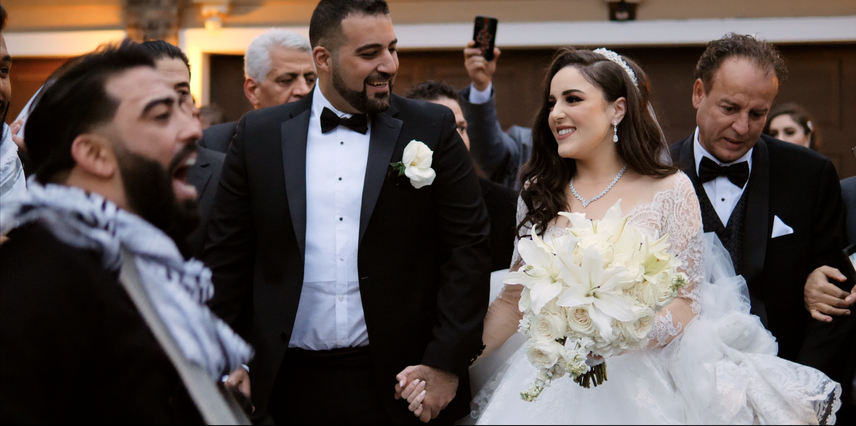 Rula + Sameh | Saint Paul, Minnesota | Intercontinental Hotel Saint Paul
