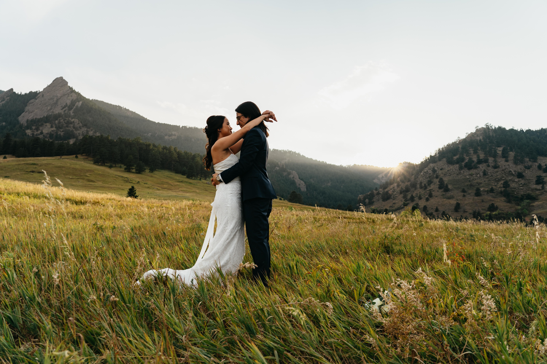Amy + Frank   Boulder, Colorado   Chautauqua Park