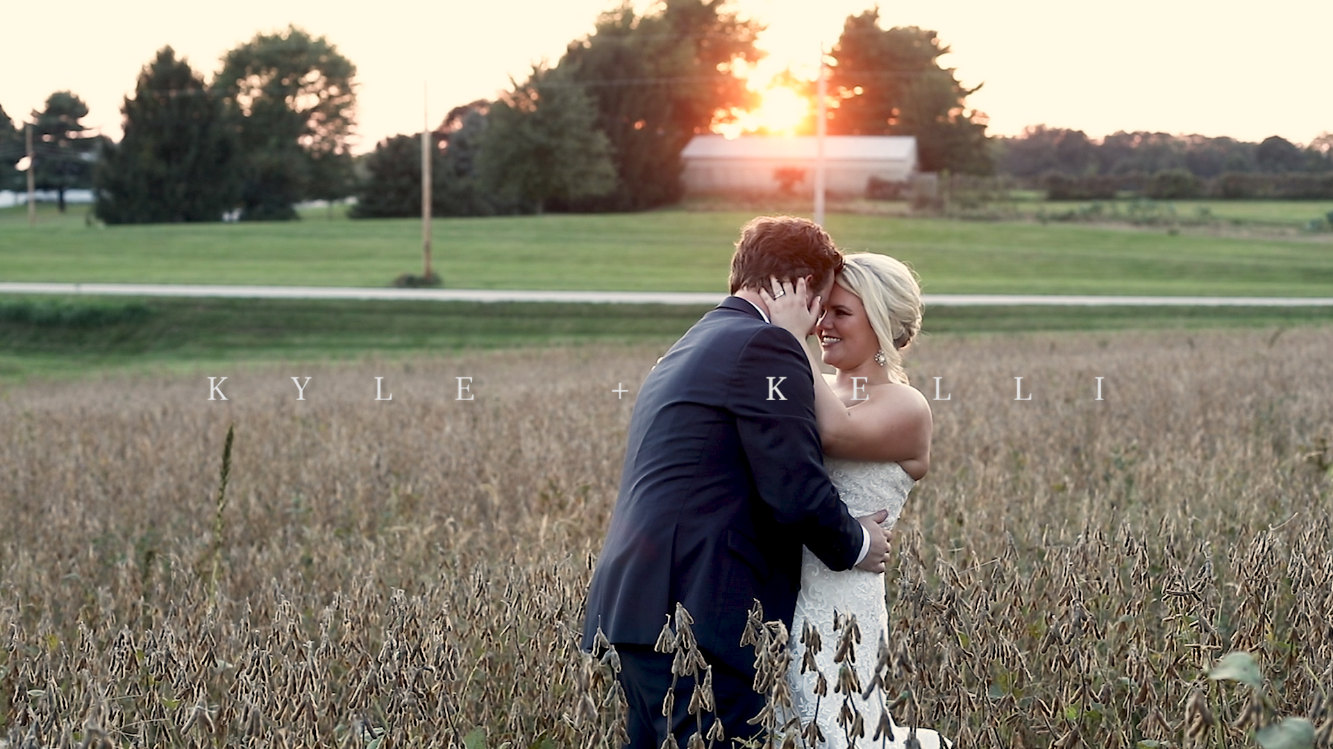 Kyle + Kelli | Starlight, Indiana | A Family Farm