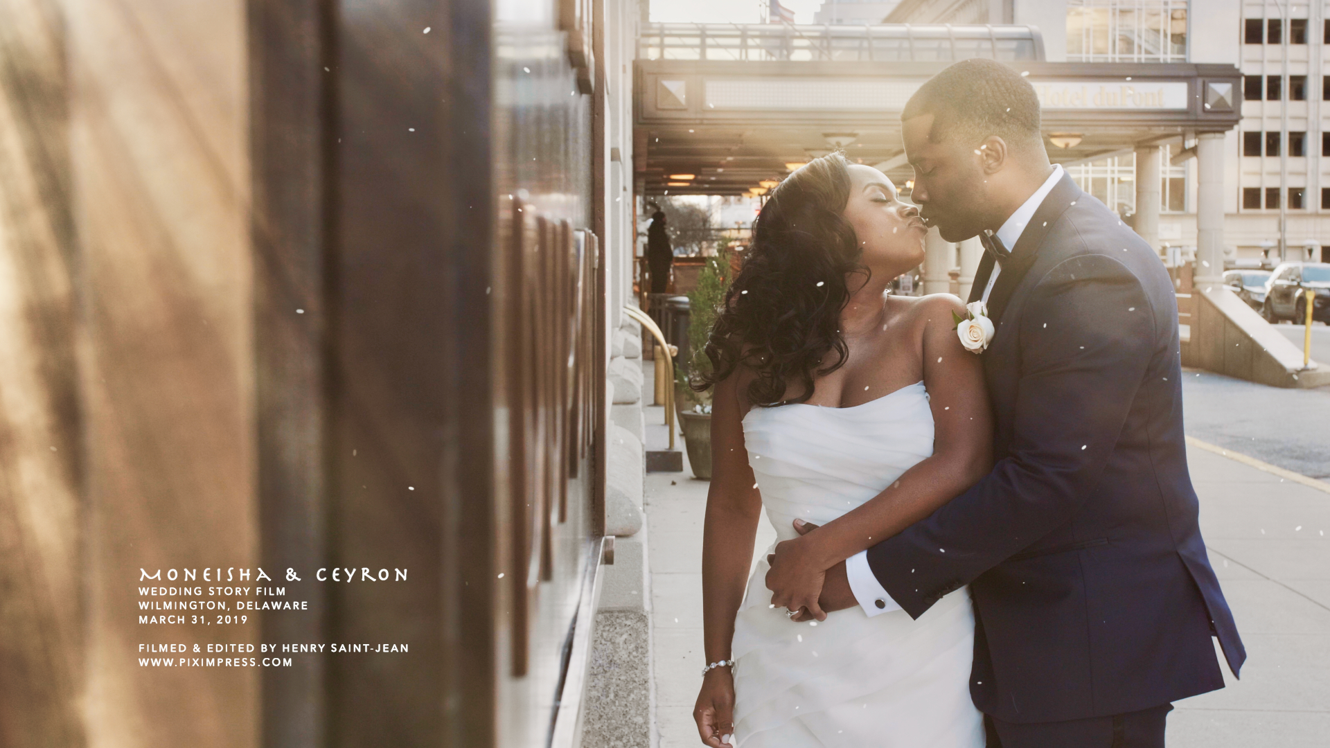 Moneisha + Ceyron | Broomall, Pennsylvania | Anthony's At Paxon
