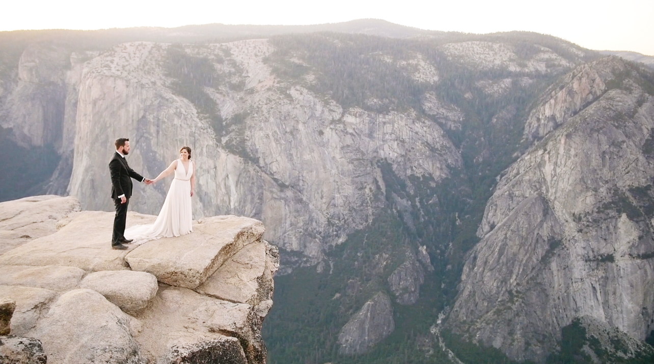 Kelly + Mike | Yosemite Valley, California | Yosemite National Park