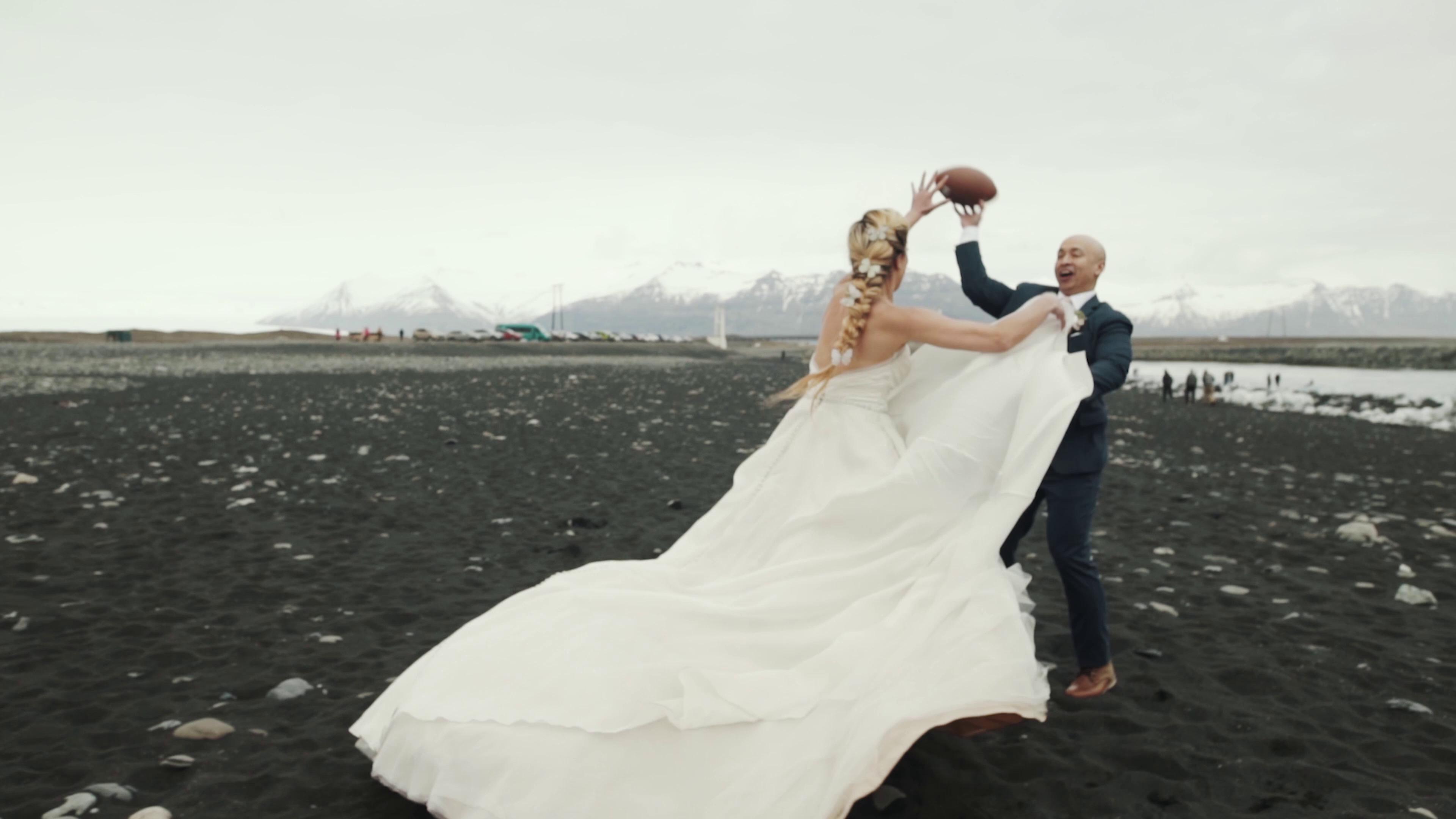 Mel  + Sam | Vik, Iceland | Icelandair Vik