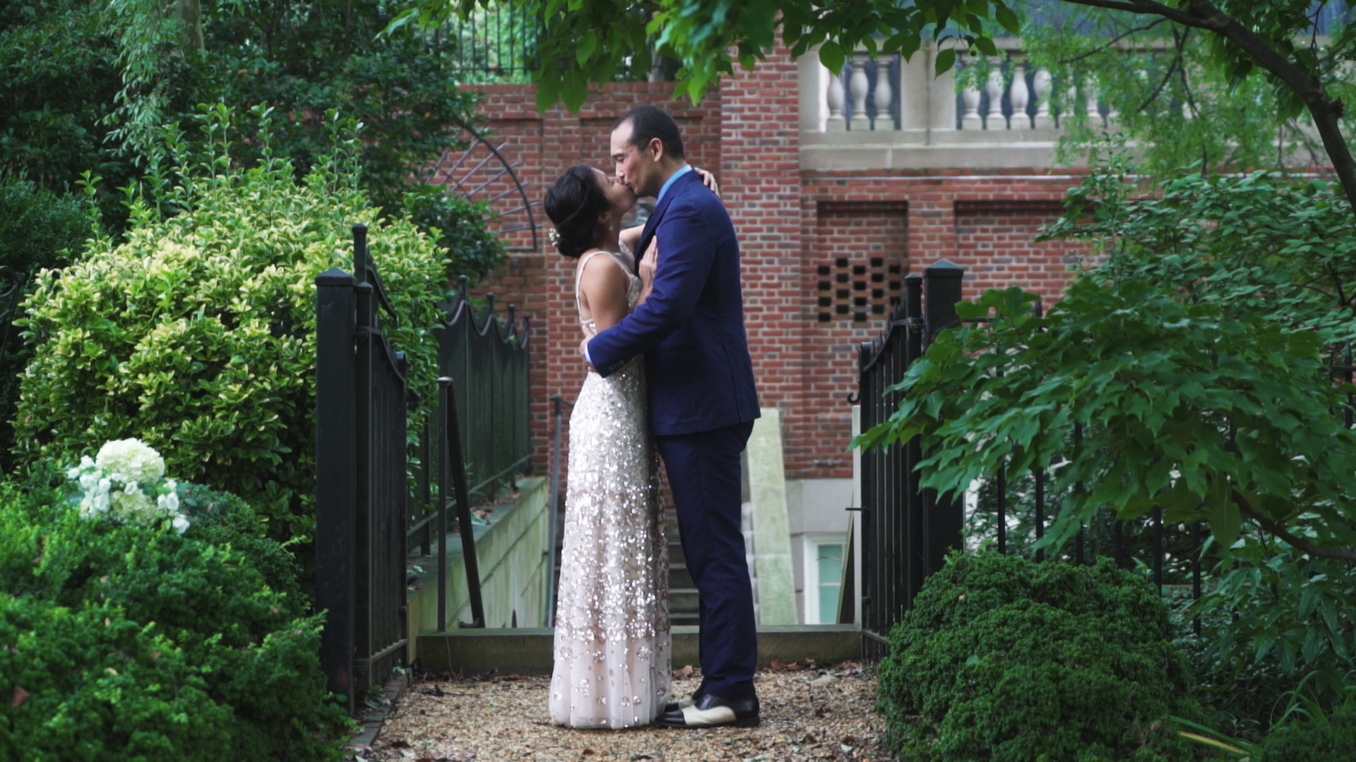 Bryan + Elle | District of Columbia, District of Columbia | Dumbarton House