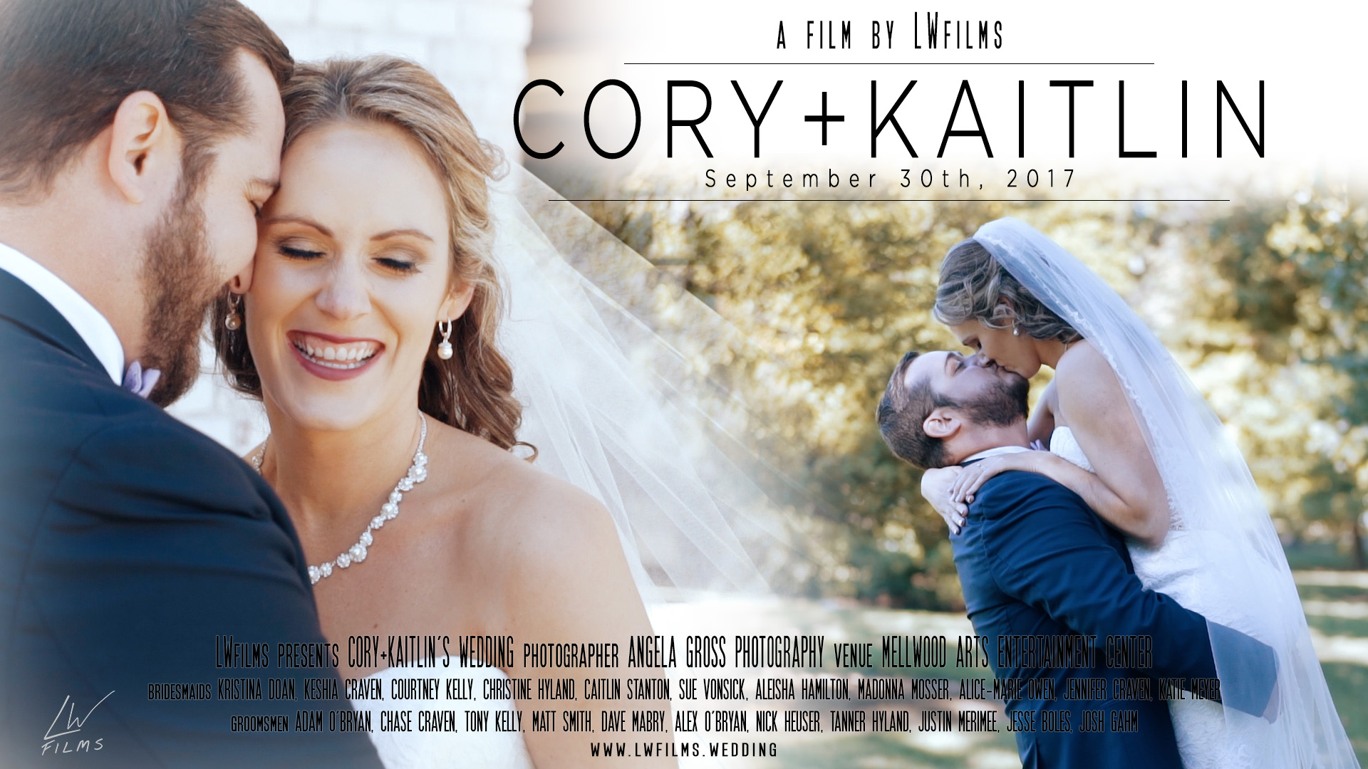 Cory Cundiff + Kaitlin Craven | Louisville, Kentucky | Mellwood Art and Entertainment Center