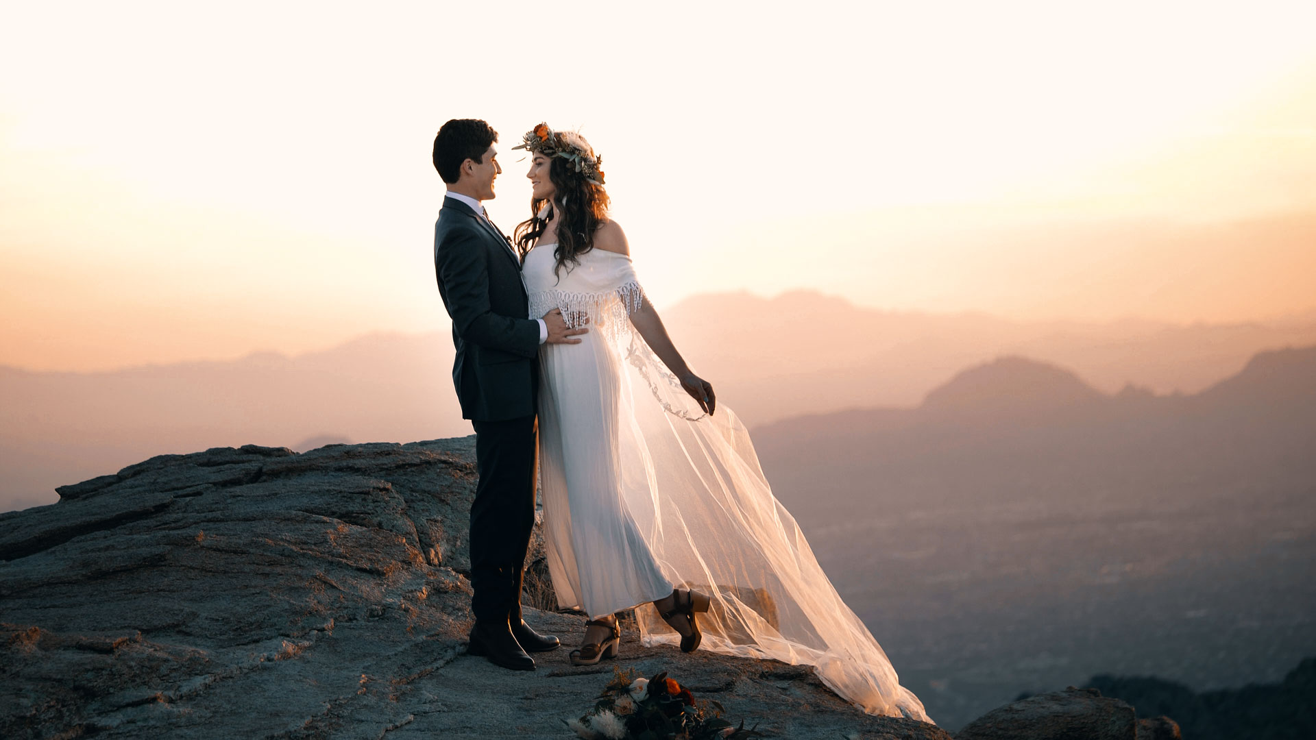 Chloe + Mo | Tucson, Arizona | Mount Lemmon