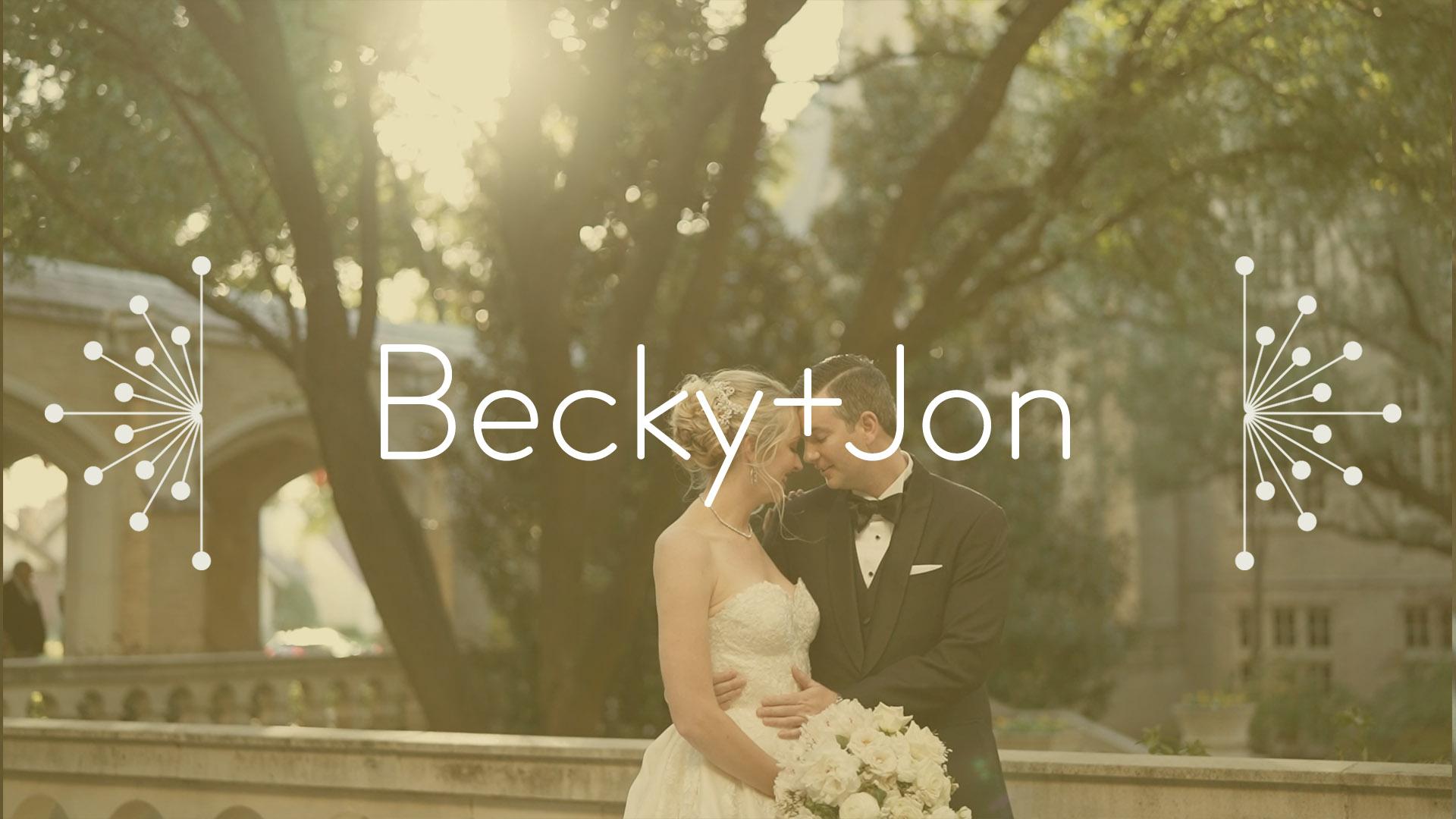 Becky + Jon | Dallas, Texas | Union Station Dallas