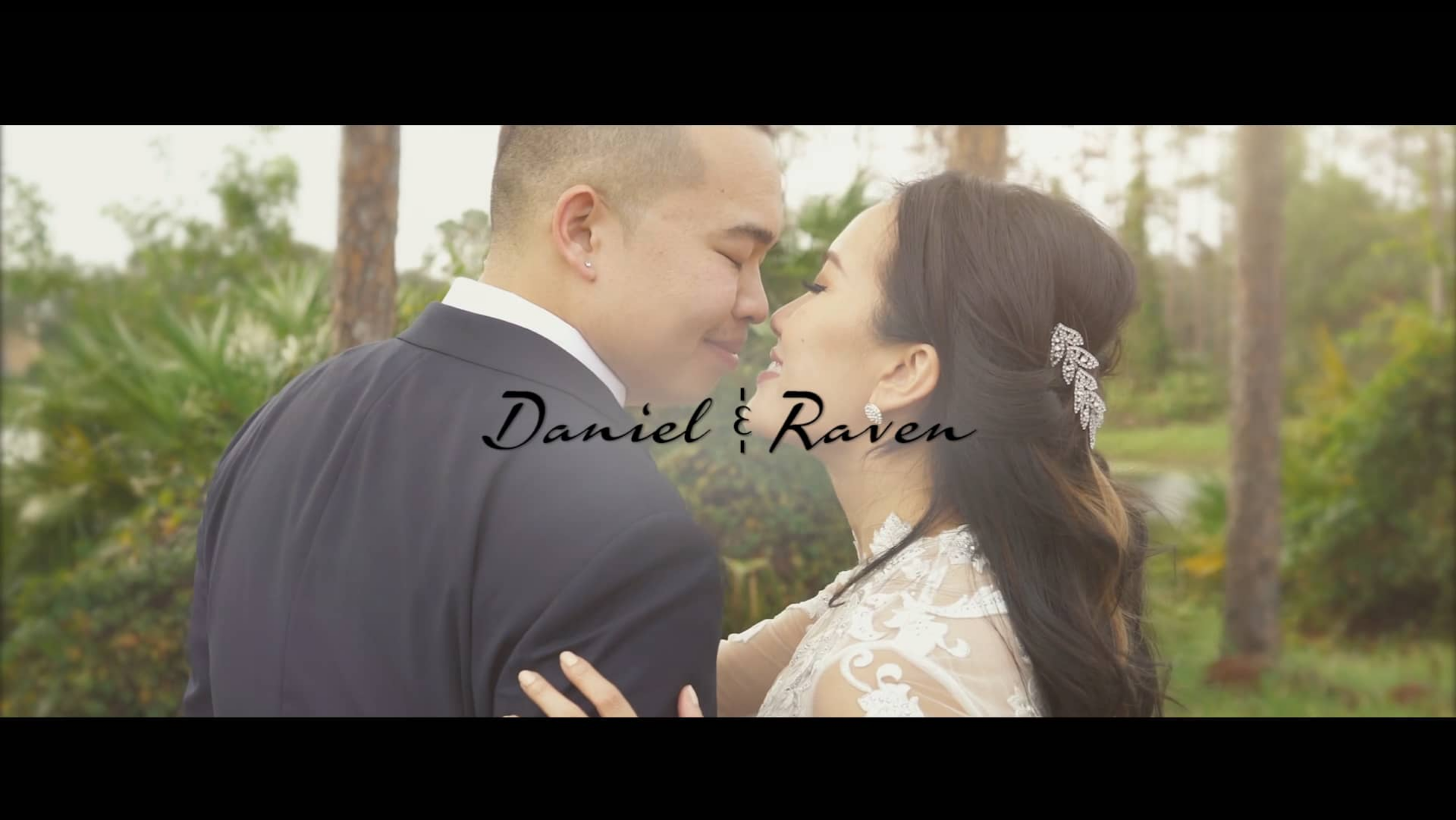 Daniel + Raven | Orlando, Florida | heaven event center