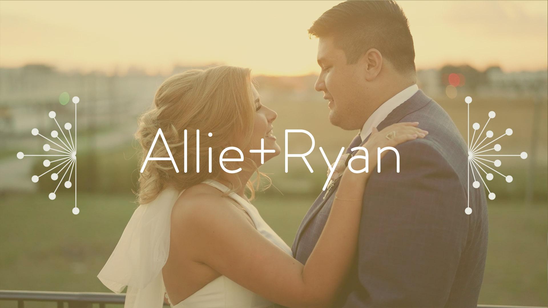 Allie + Ryan | Houston, Texas | The Astorian