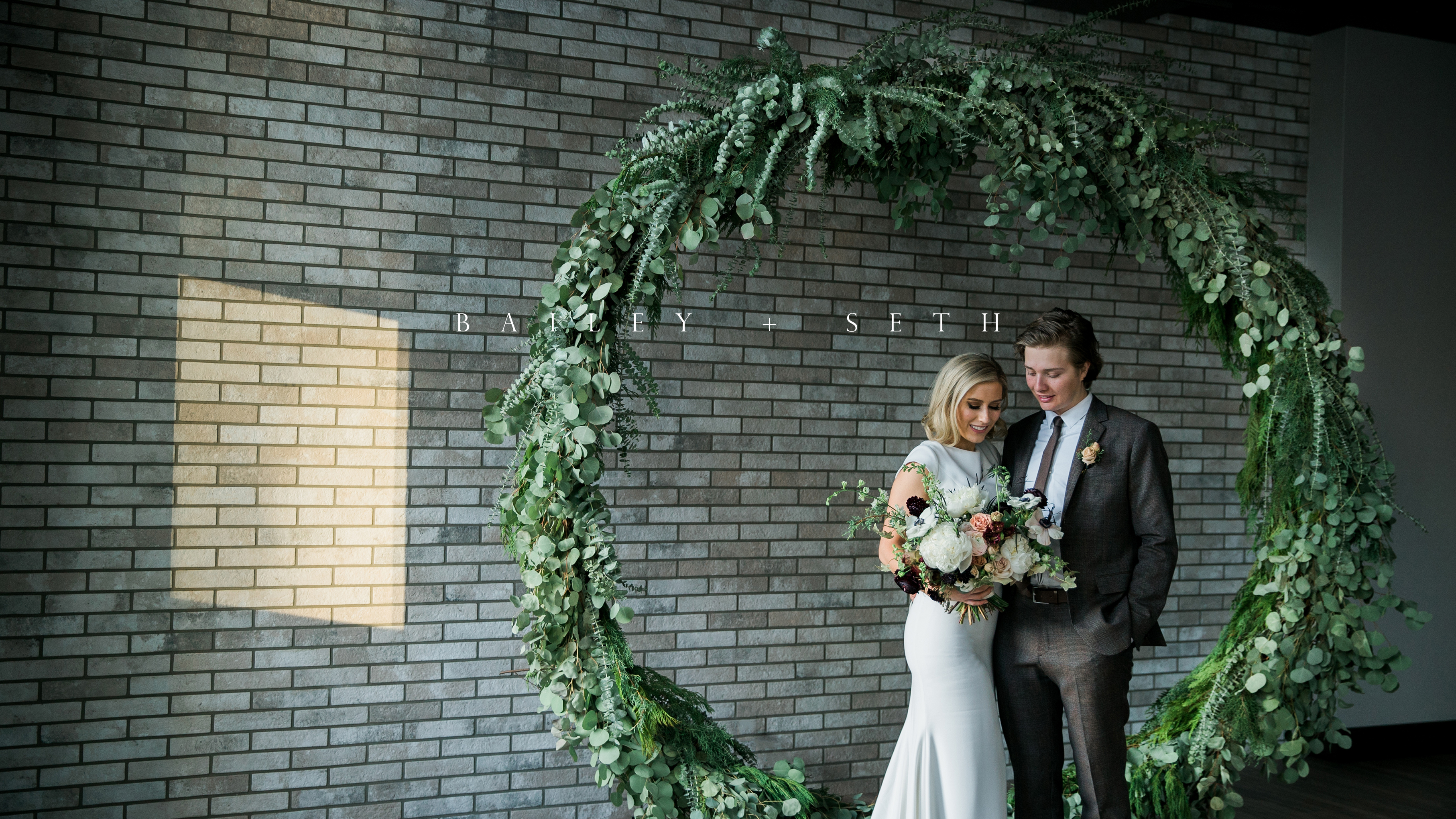 Seth + Bailey | Calgary, Canada | The Hudson