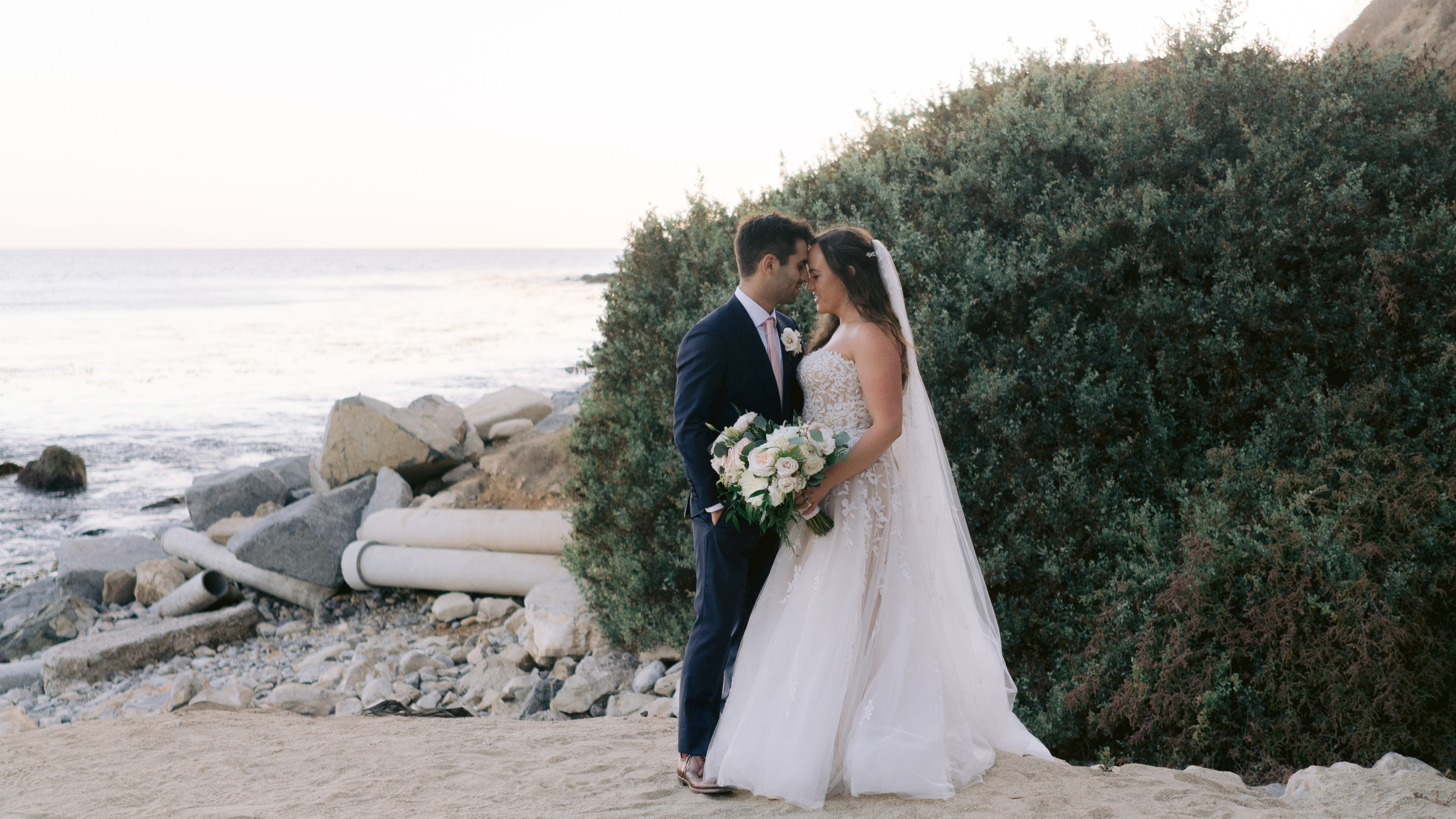 Shelby + Nick | Rancho Palos Verdes, California | Terranea Resort