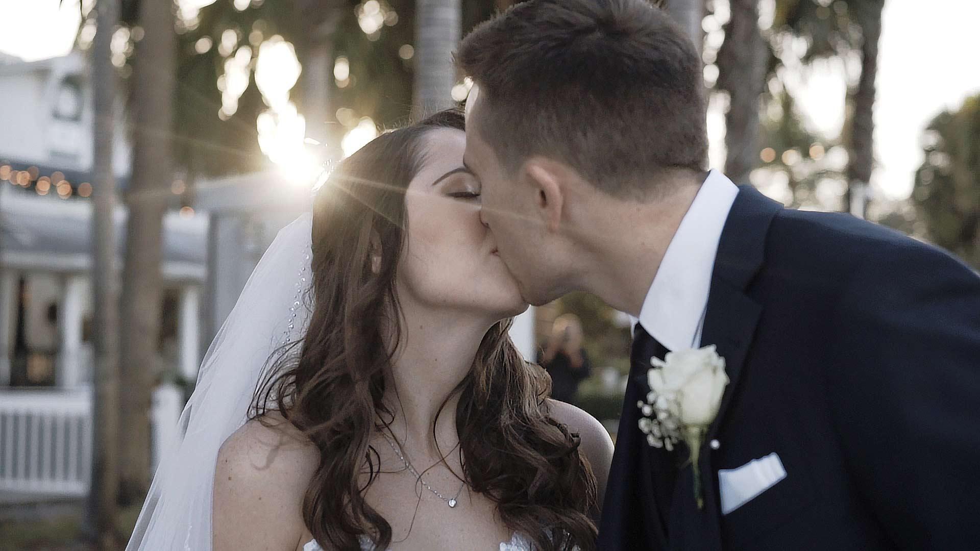 Steven + Allison   Jupiter, Florida   Out of the Blue Waterfront Weddings & Events