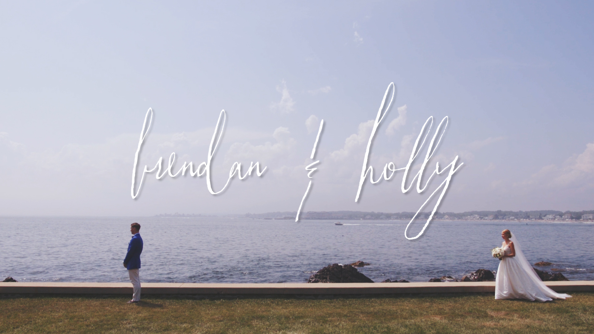 Brendan + Holly | Kennebunkport, Maine | Kennebunk River Club