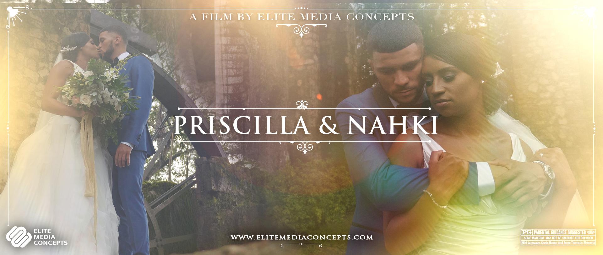 Priscilla  + Knahki | Montego Bay, Jamaica | Tryall Villas
