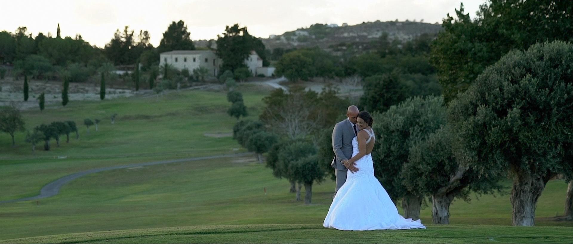 Claire + Steve | Paphos, Cyprus | Minthis Hills