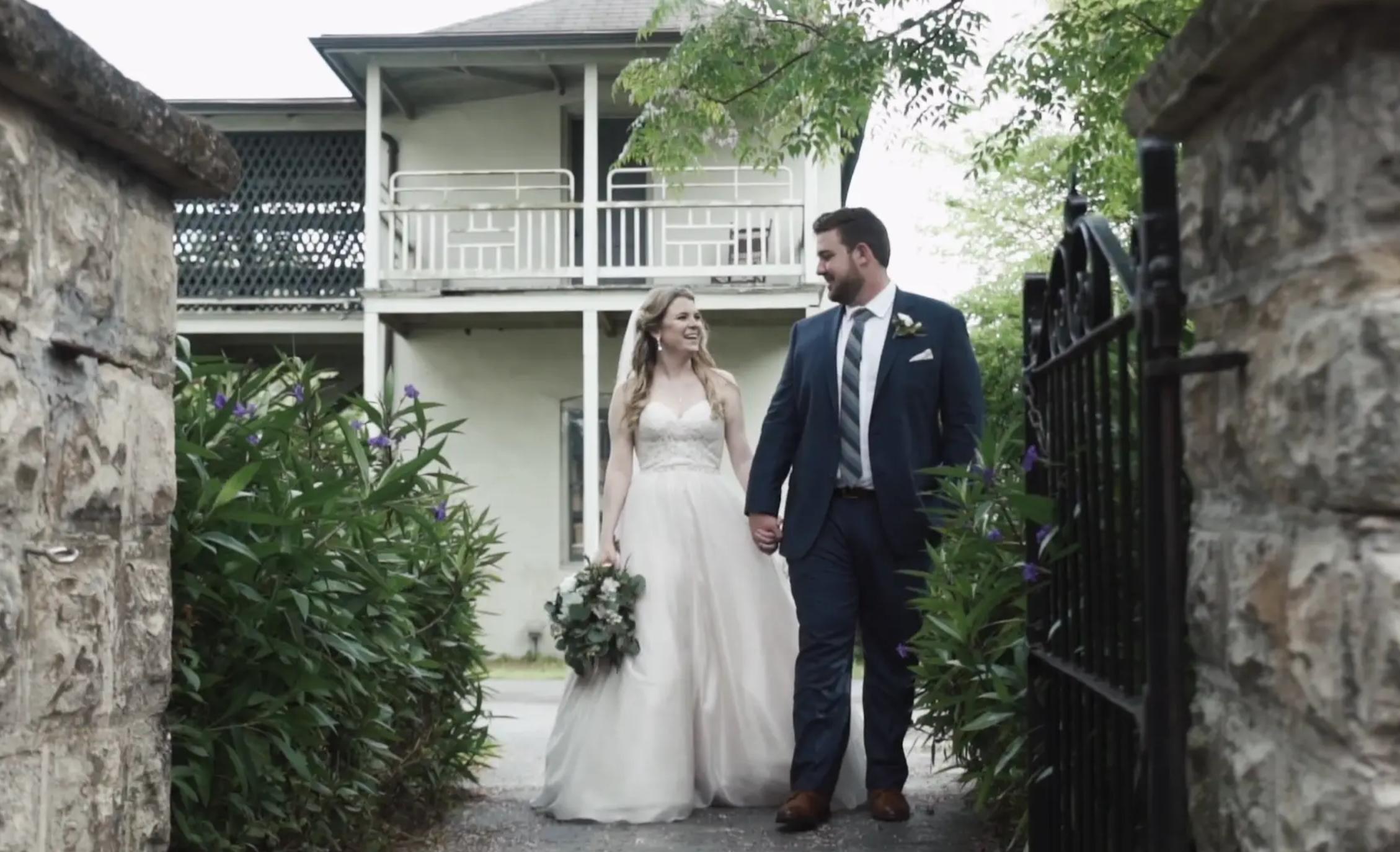 Erica + Thomas | St. Augustine, Florida | The White Room