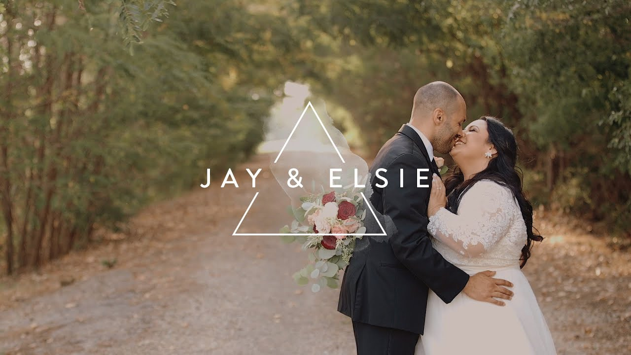 Elsie + Jay | Wichita, Kansas | Noah's Event Venue