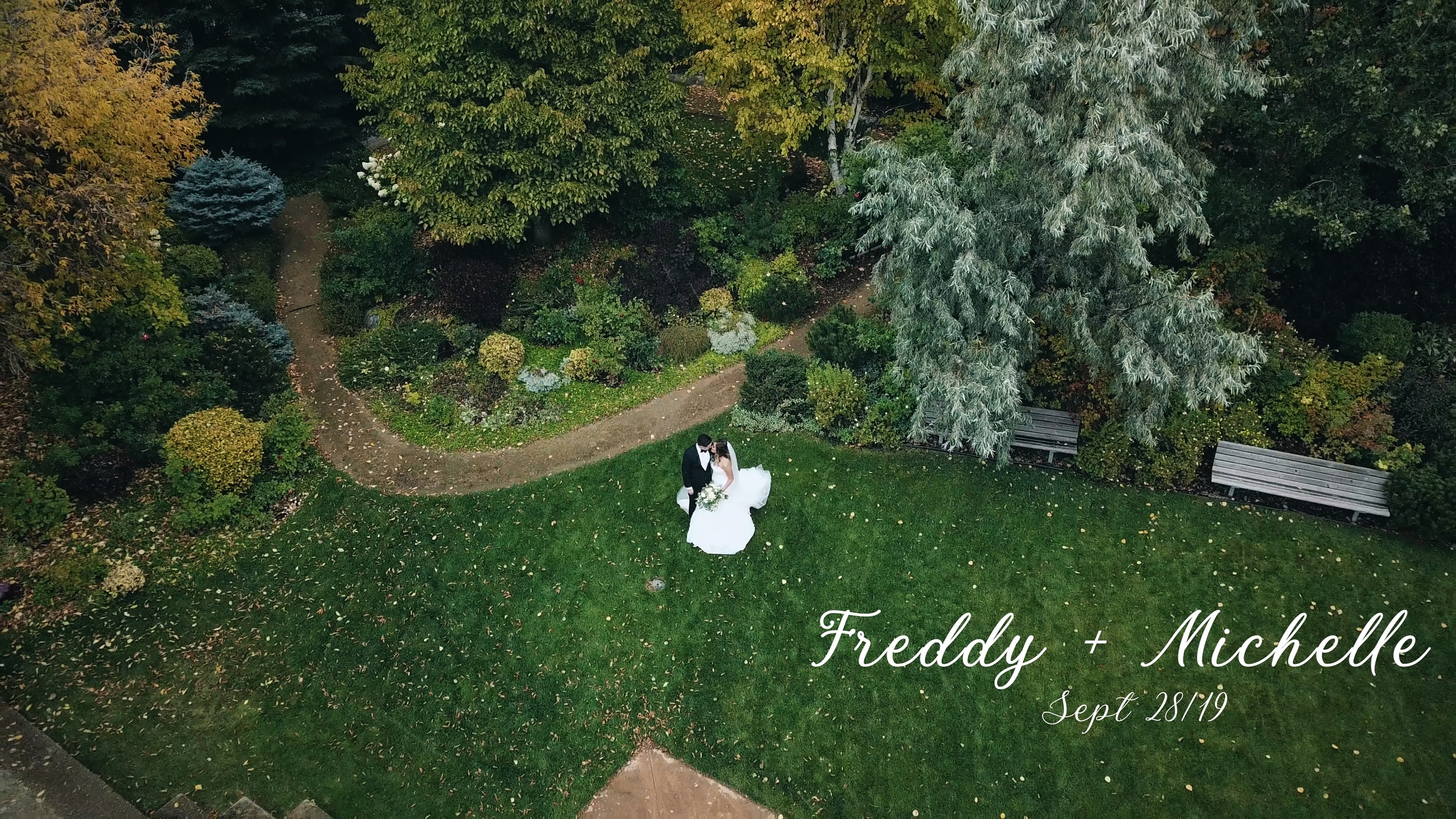 Freddy + Michelle | Edmonton, Canada | The Oasis Center