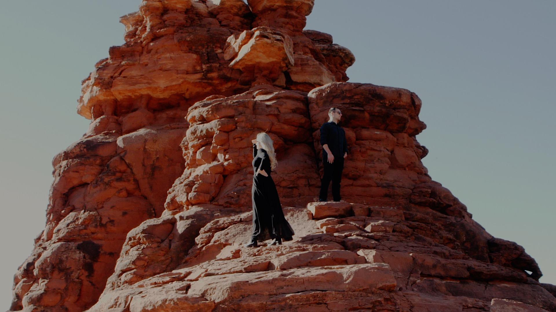 Kelsey + Jimmy | Sedona, Arizona | a desert