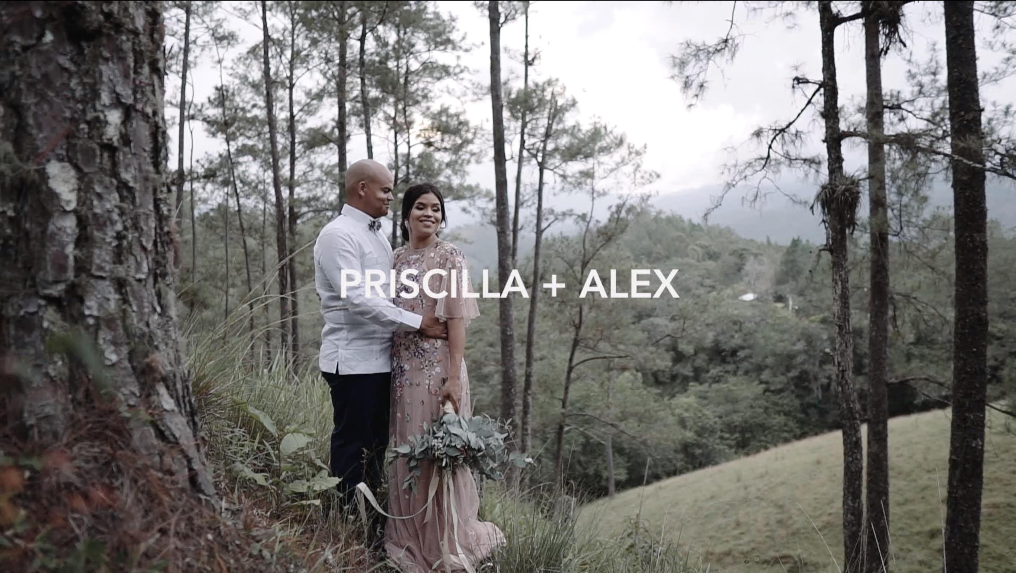 Priscilla + Alex | Jarabacoa, Dominican Republic | Rancho Las Guazaras