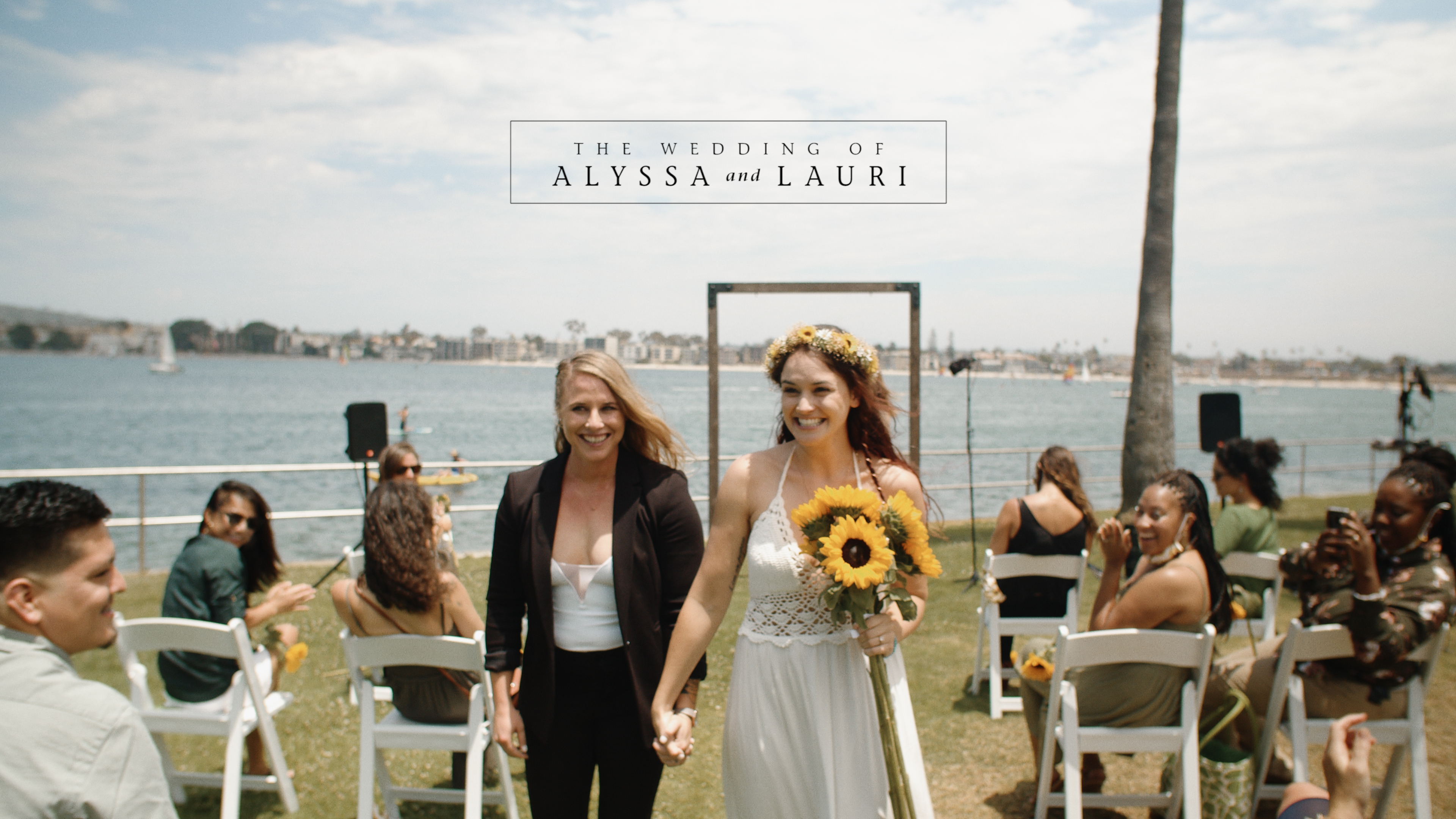 Alyssa + Lauri | San Diego, California | The Point