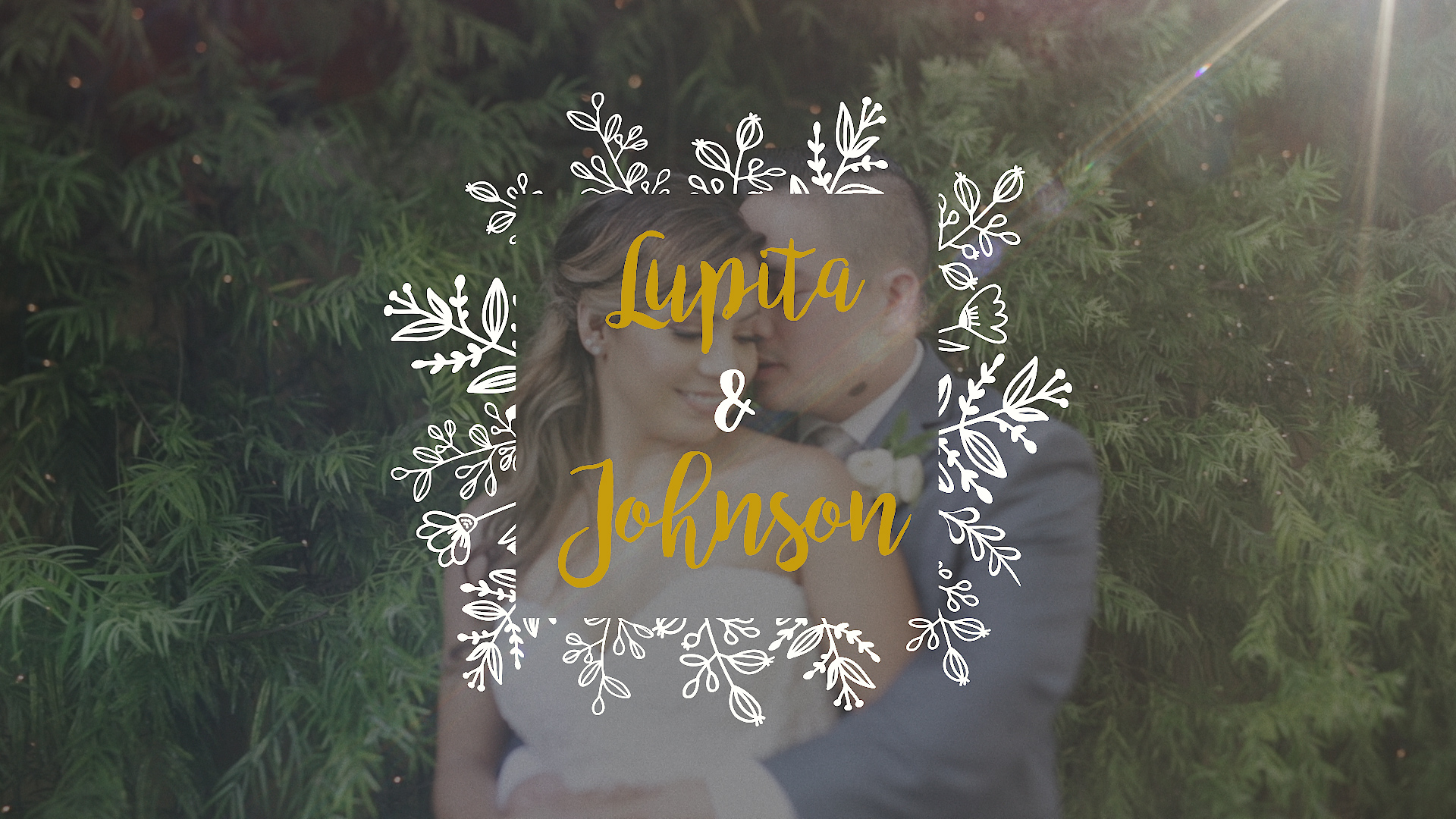 Lupita + Johnson | Westminster, California | The Villa