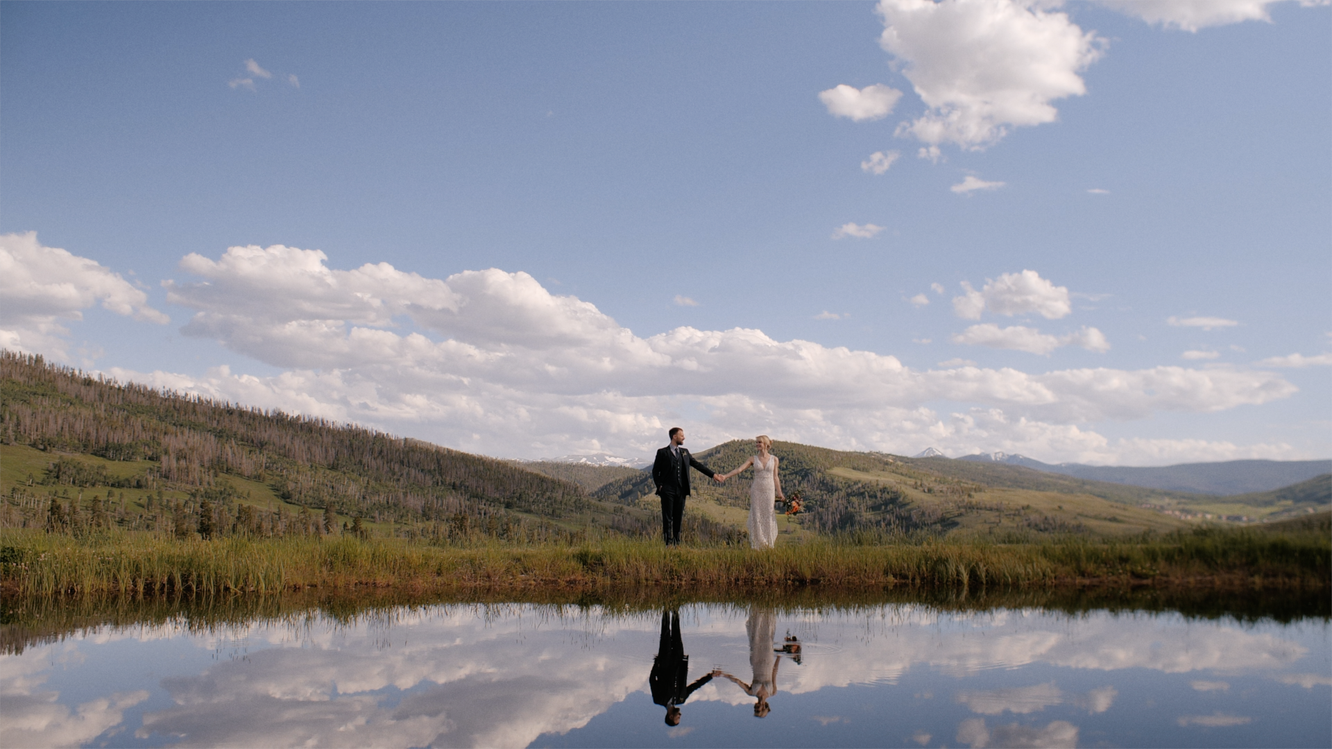 Lauren + Jason | Granby, Colorado | Strawberry Creek Ranch