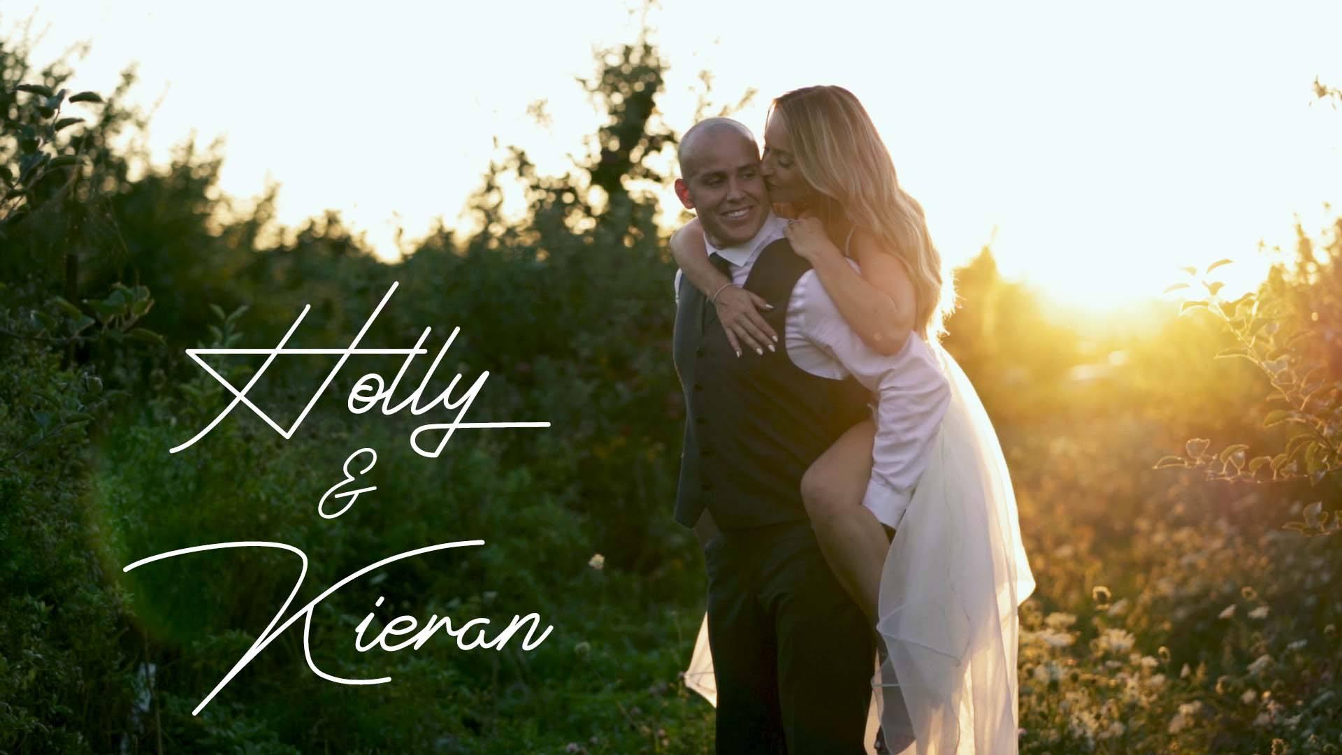 Holly + Kieran   Leamington, Canada   Wagners Orchards