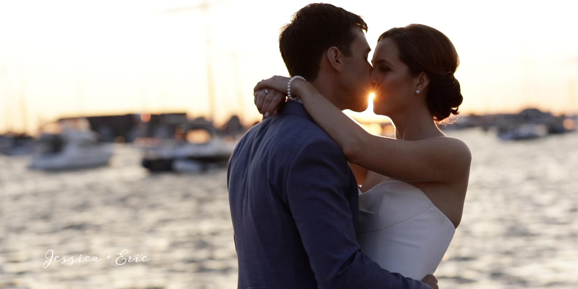 Jessica  + Eric | Newport, Rhode Island | The Bohlin