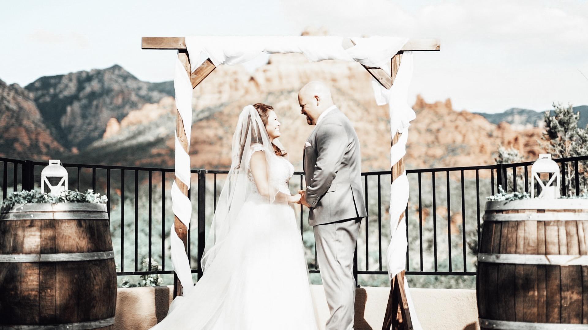 J.P. + JoAnna | Sedona, Arizona | Sedona Cedars Resort