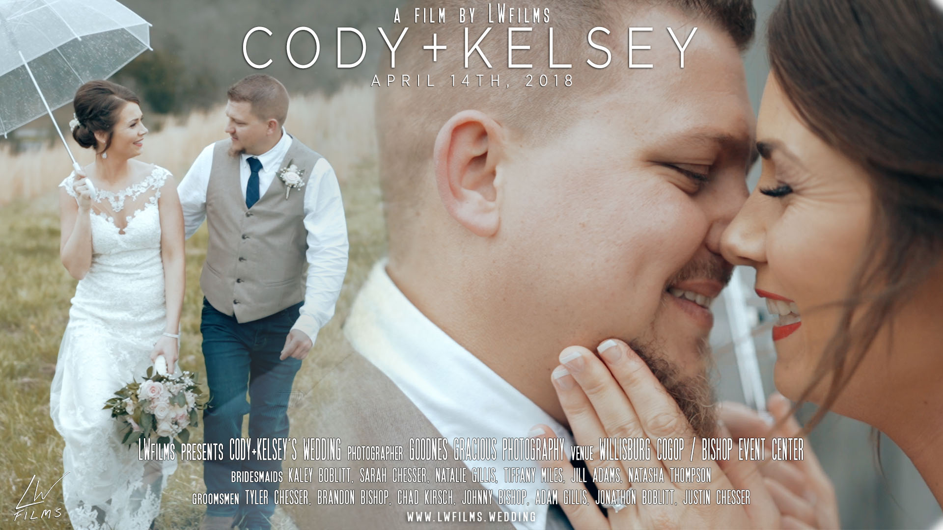 Cody Bishop + Kelsey Downs | Springfield, Kentucky | Bishop Auction and Event Center