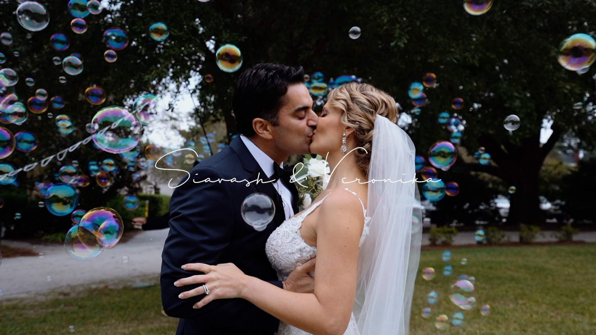 Siavash + Veronika | Charleston, South Carolina | Lowndes Grove