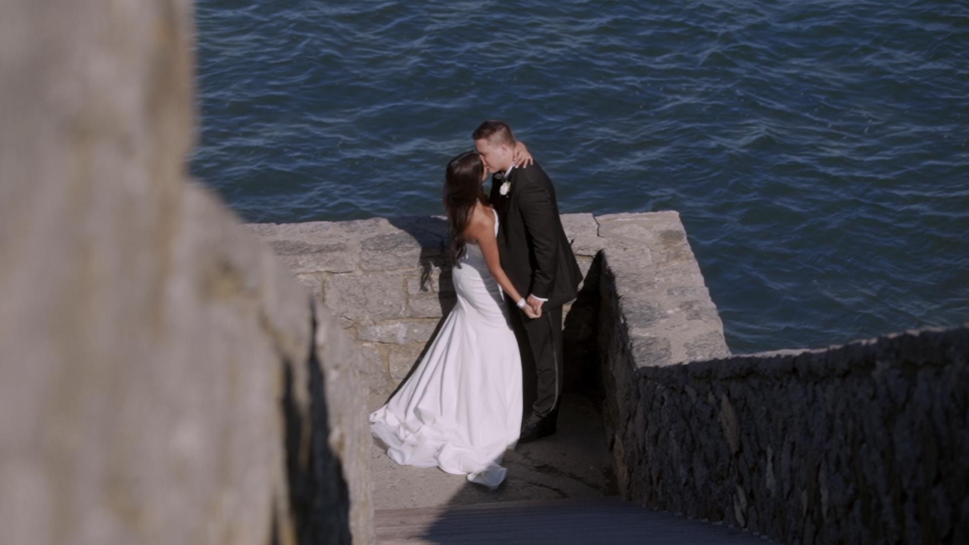 Alex + Dan | Newport, Rhode Island | Belle Mer