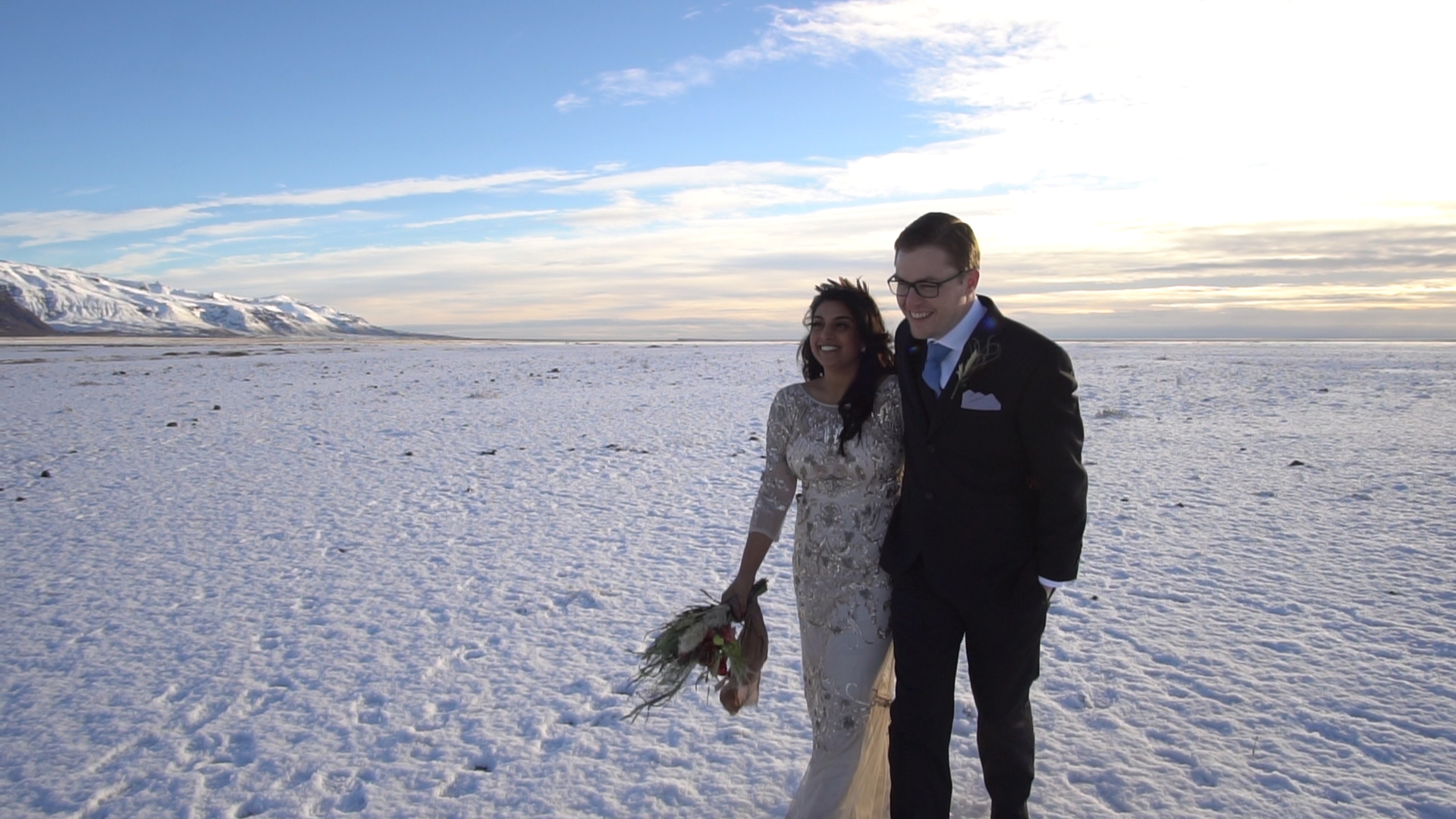 Vanna + Kevin | Kirkjubæjarklaustur, Iceland | none