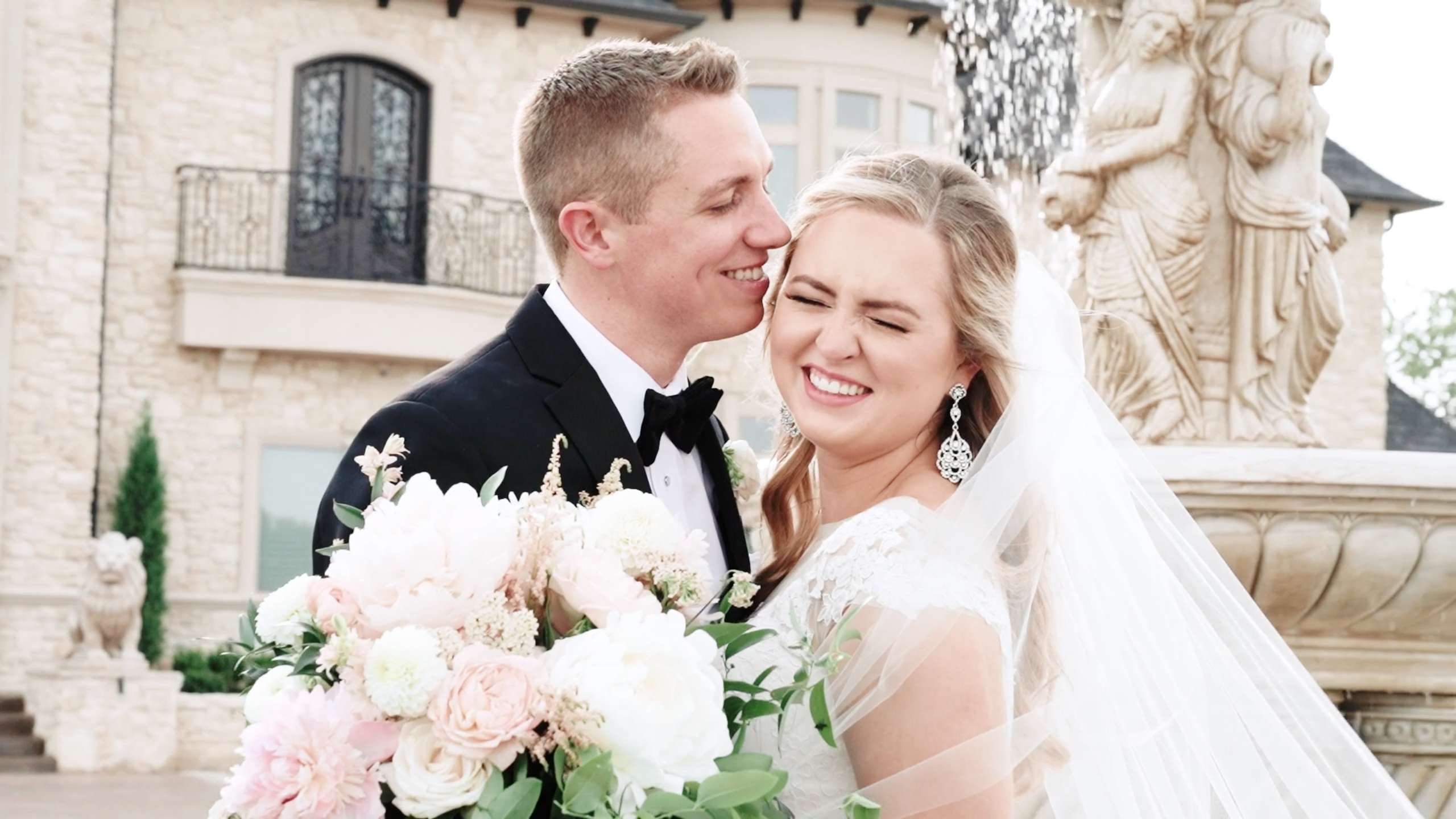 Erin + Taber | Little Elm, Texas | Knotting Hill Place