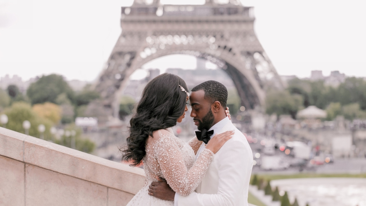 DeNae  + Gabriel | Paris, France | The Peninsula Paris