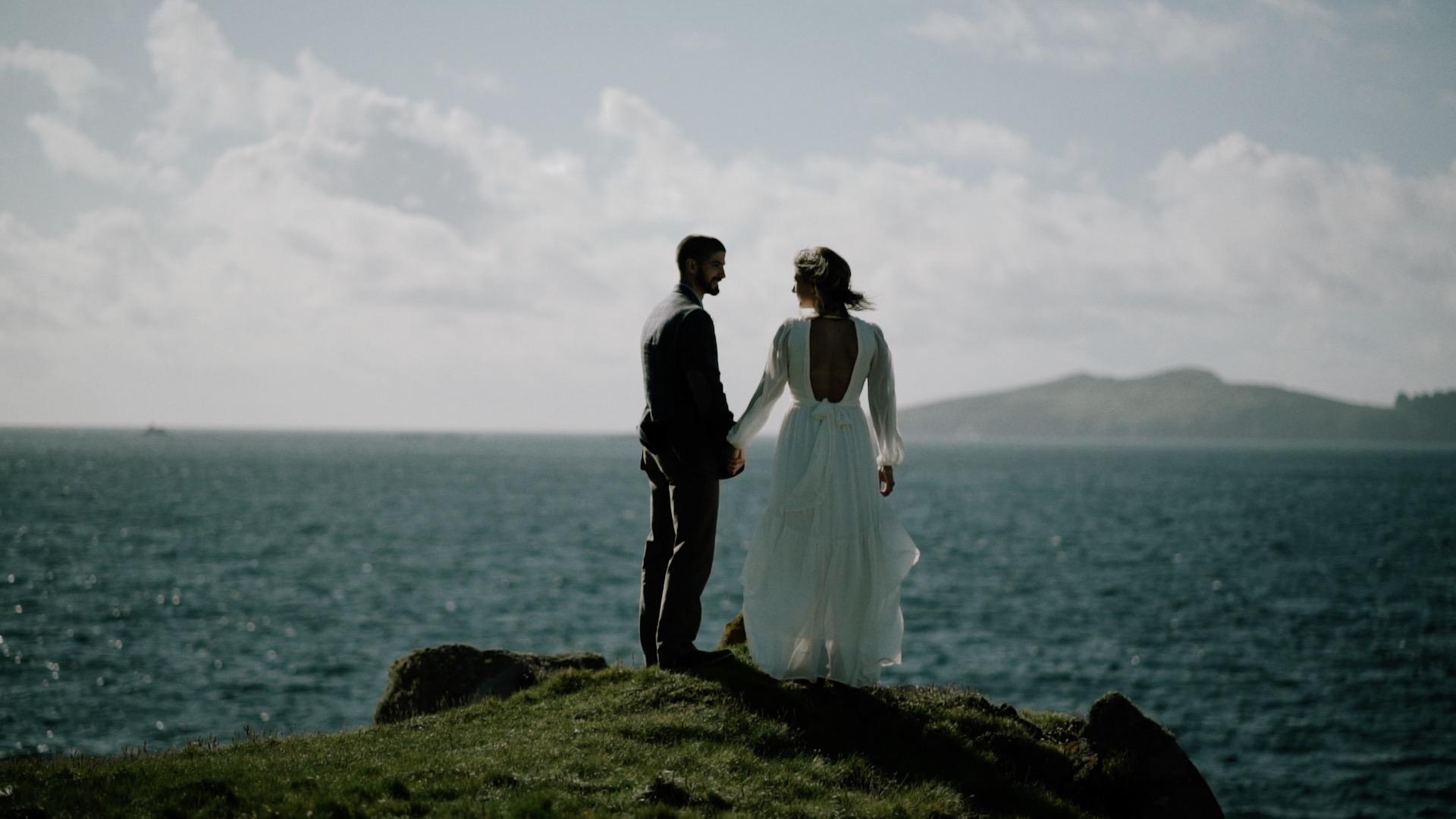 Ashtan  + Michael | Dingle, Ireland | Dingle Peninsula