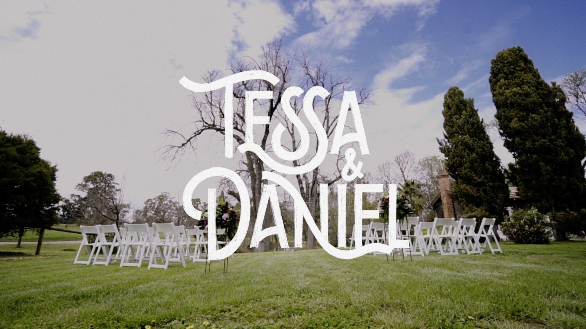Tessa + Daniel | Ravenswood, Australia | Ravenswood Homestead