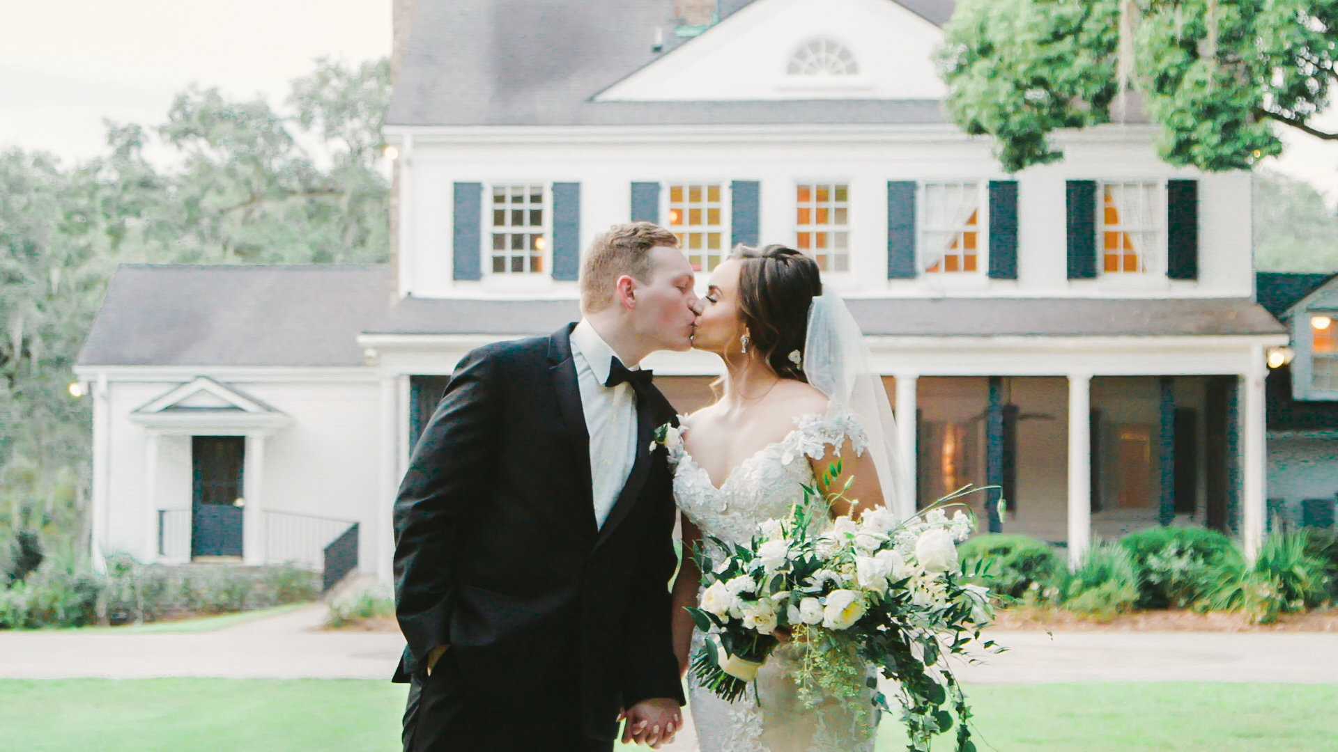 Elizabeth + Dustin | Charleston, South Carolina | The Legare Waring House