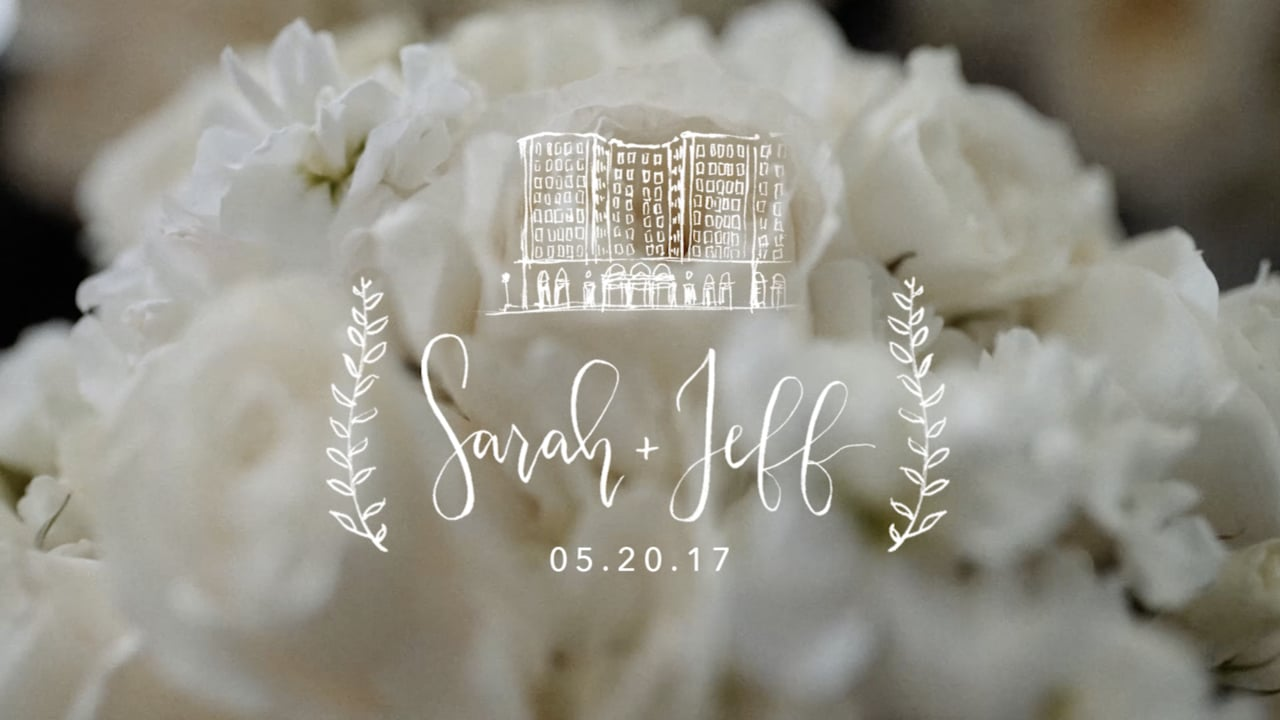 Sarah + Jeff | Washington, District of Columbia | The Mayflower Hotel