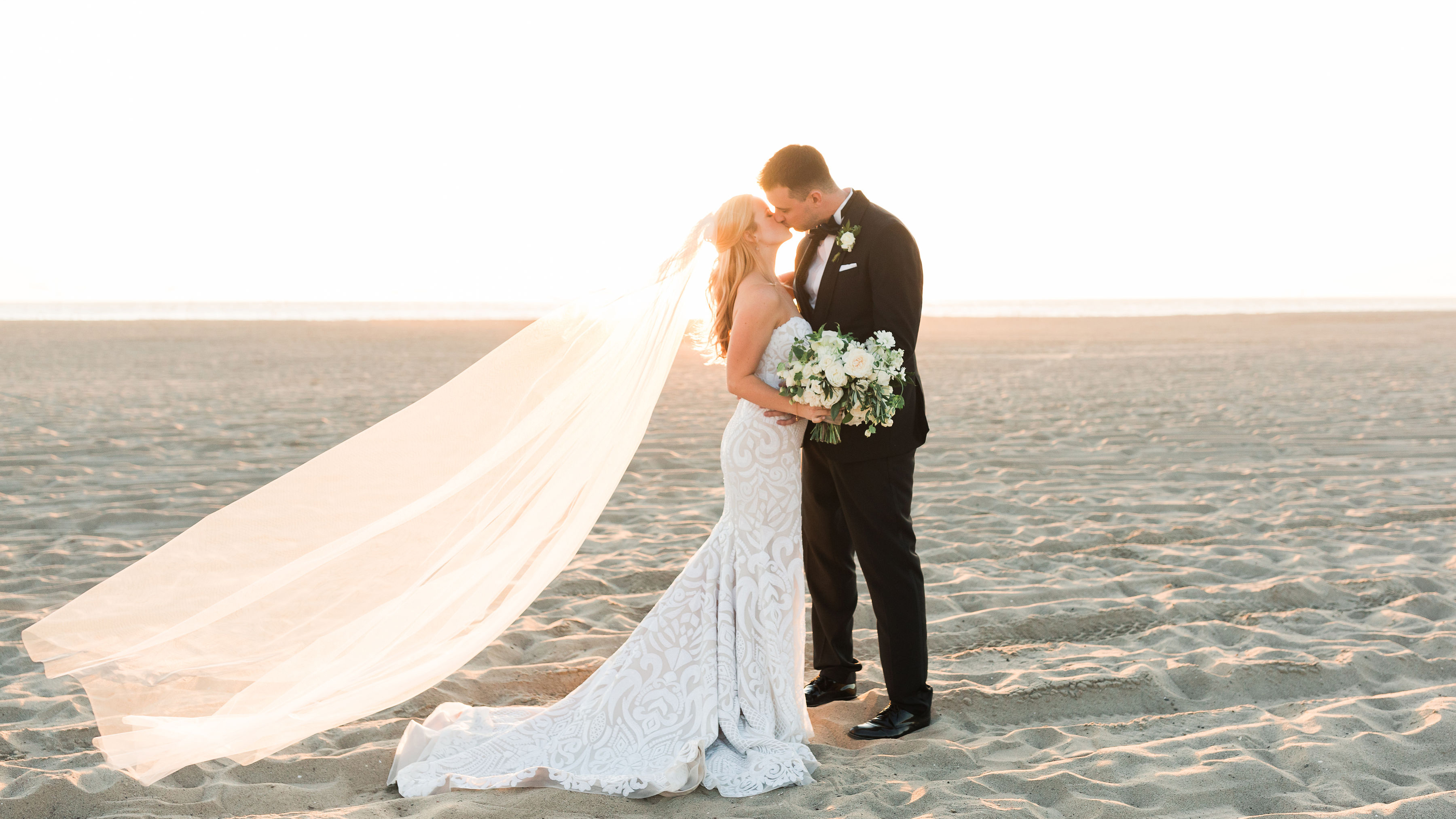 Natalie + Alex | Los Angeles, California | Hotel Casa del Mar
